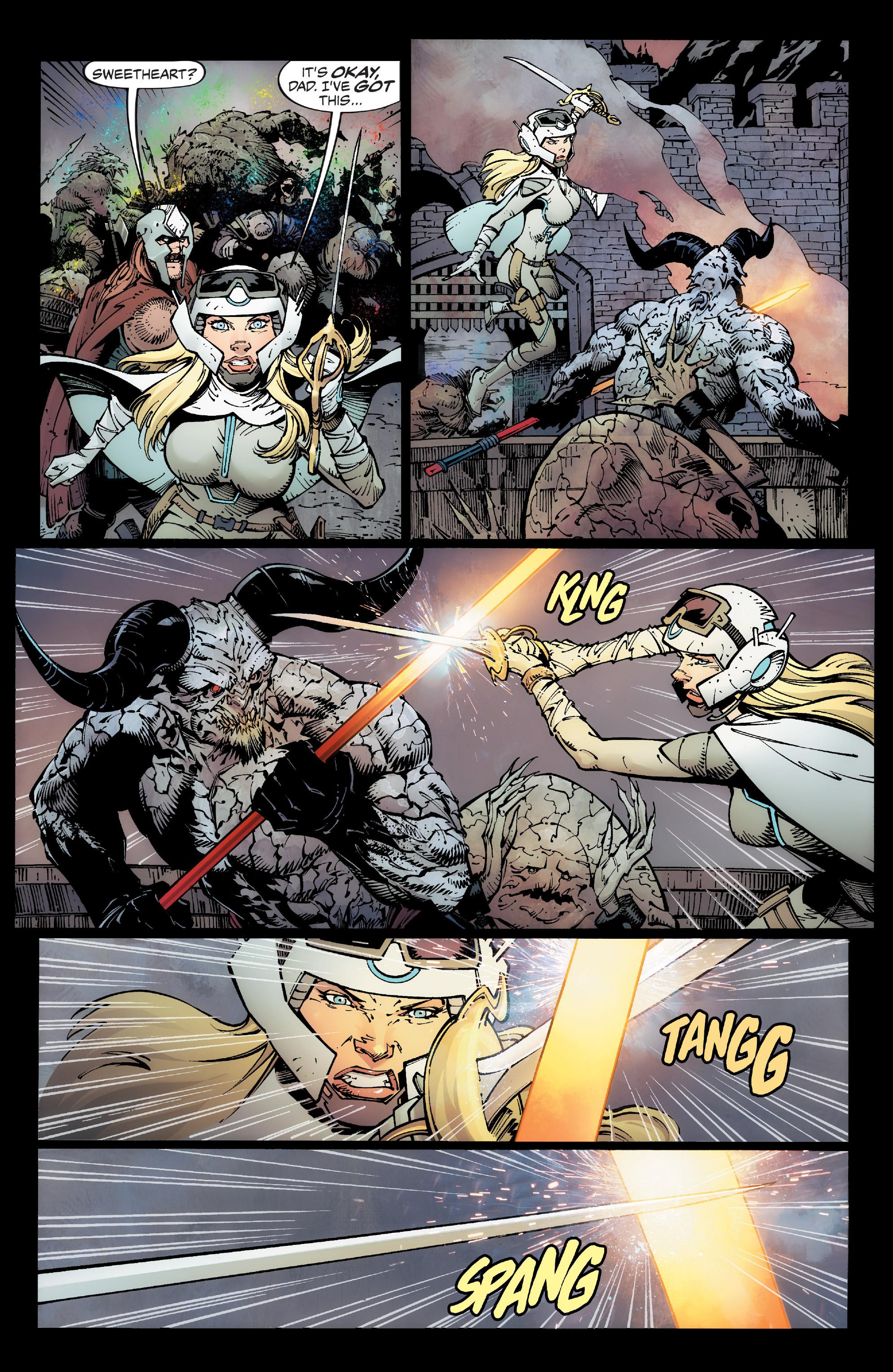 Read online Reborn comic -  Issue #6 - 15
