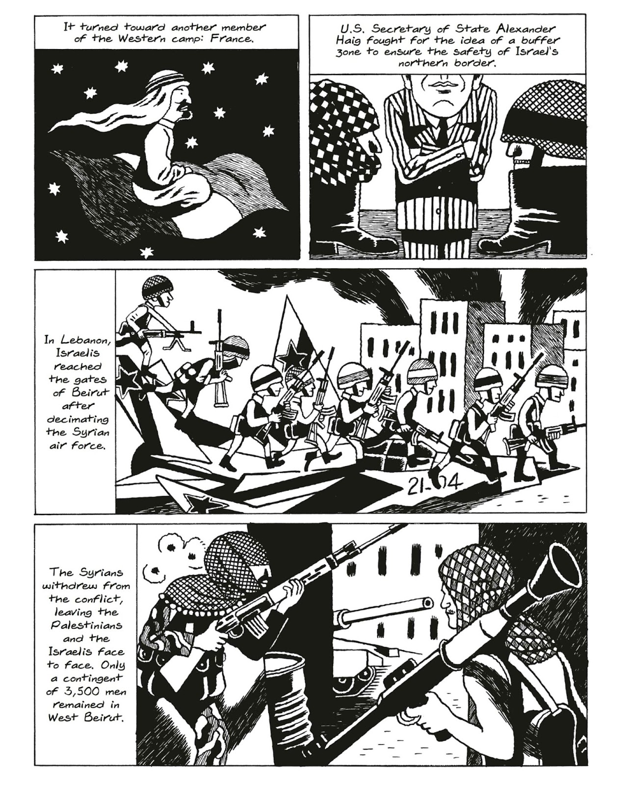 Best of Enemies: A History of US and Middle East Relations issue TPB_2 - Page 82