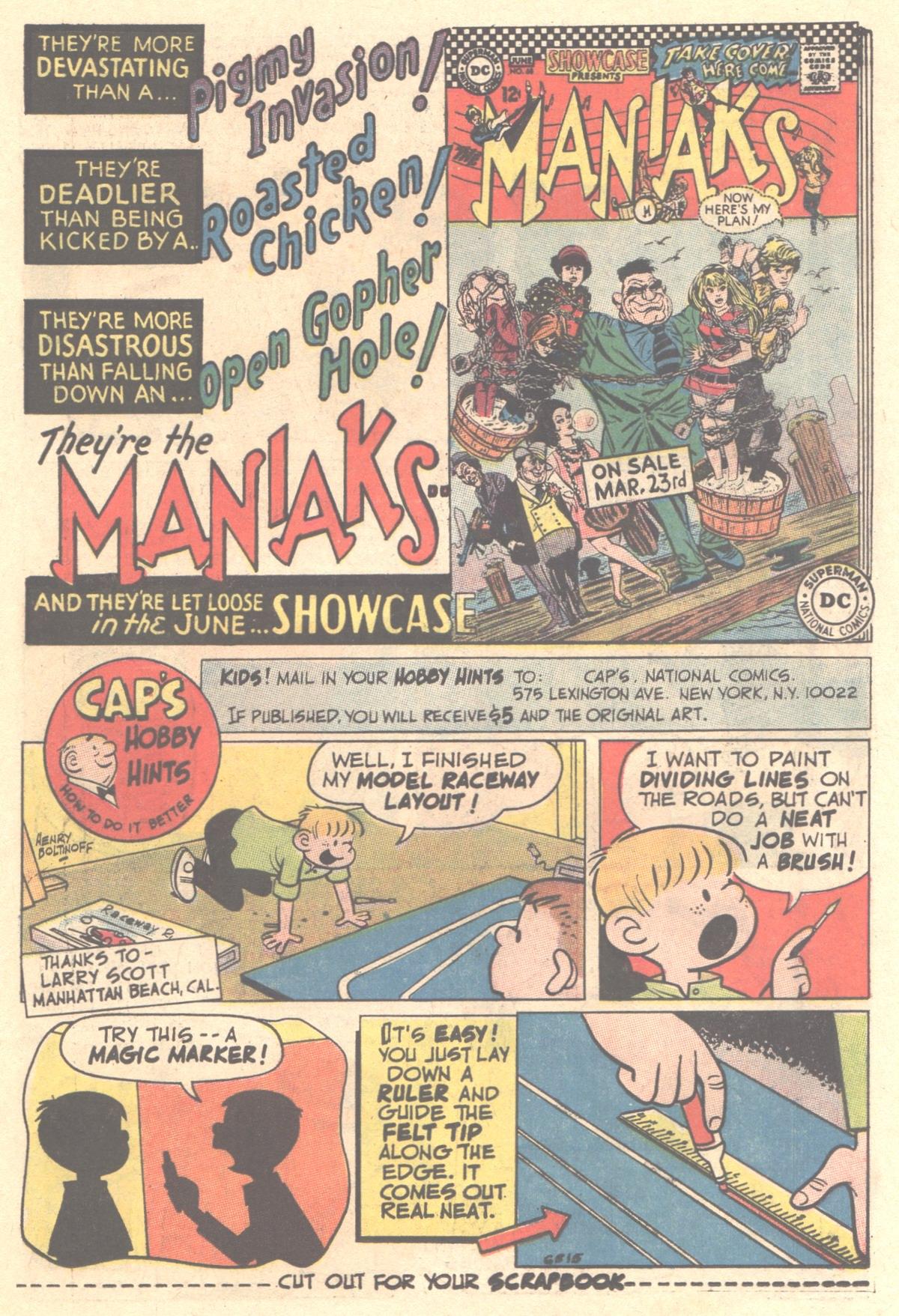 Read online Adventure Comics (1938) comic -  Issue #356 - 18