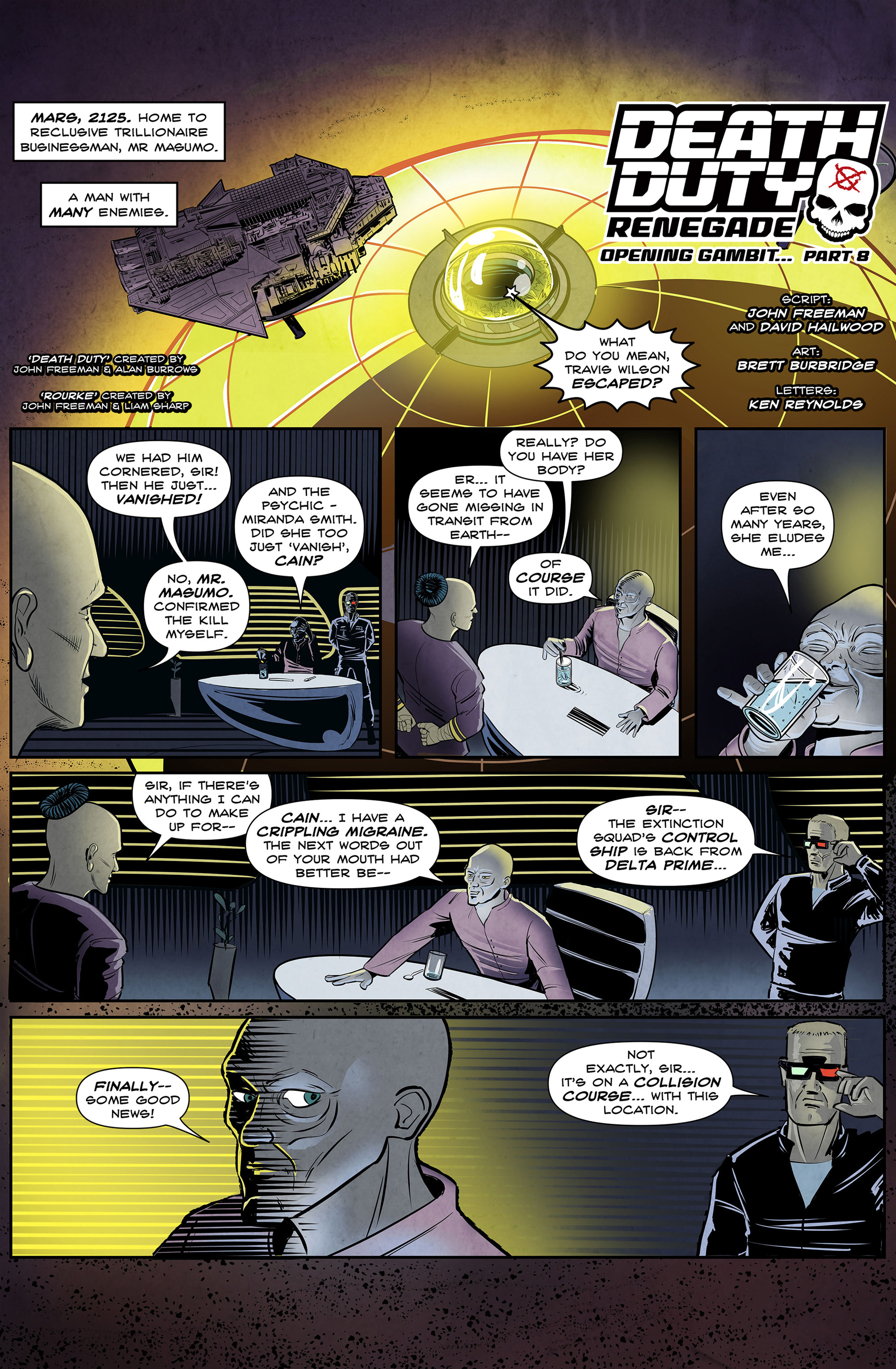 Read online 100% Biodegradable comic -  Issue #14 - 30