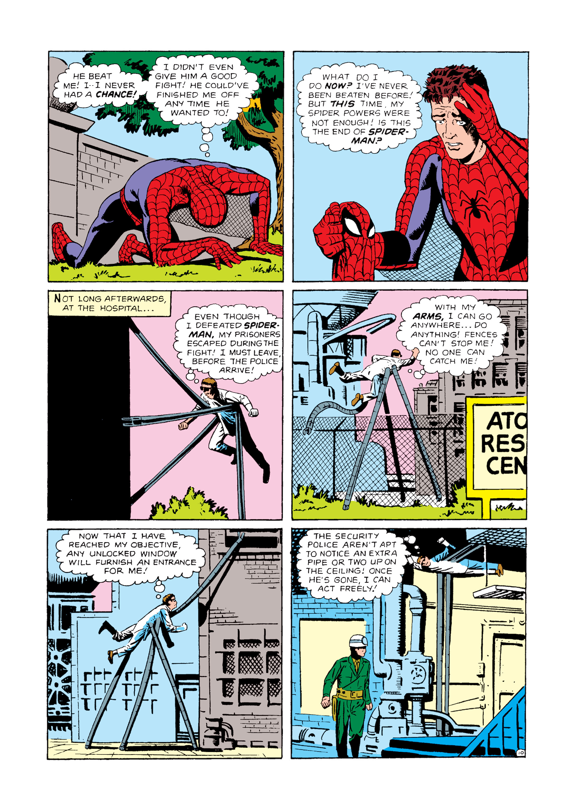 The Amazing Spider-Man (1963) 3 Page 10