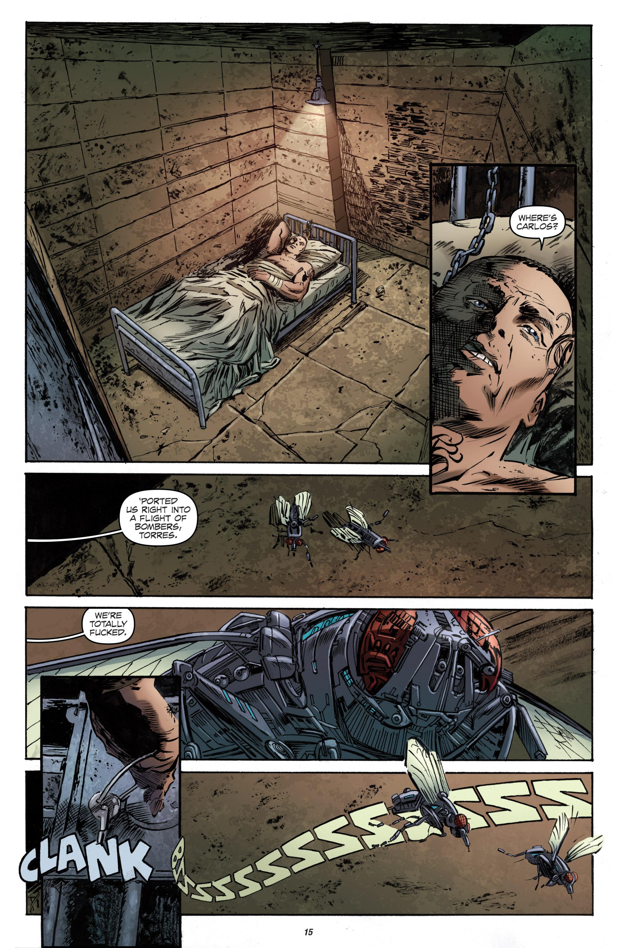 Read online Archangel (2016) comic -  Issue #1 - 17