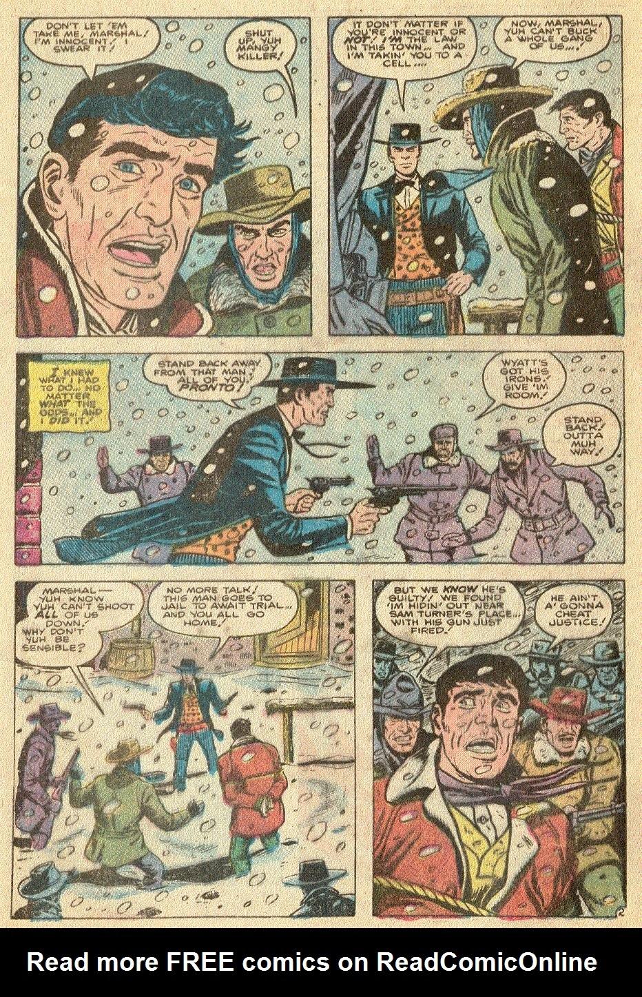 Wyatt Earp issue 32 - Page 3