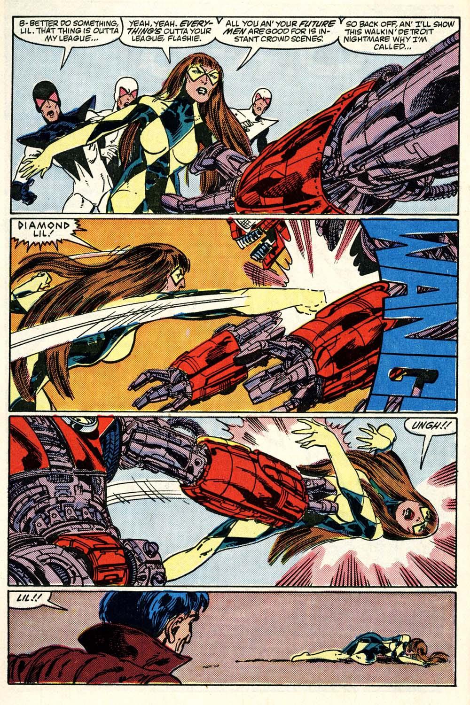 Read online Alpha Flight (1983) comic -  Issue #28 - 6