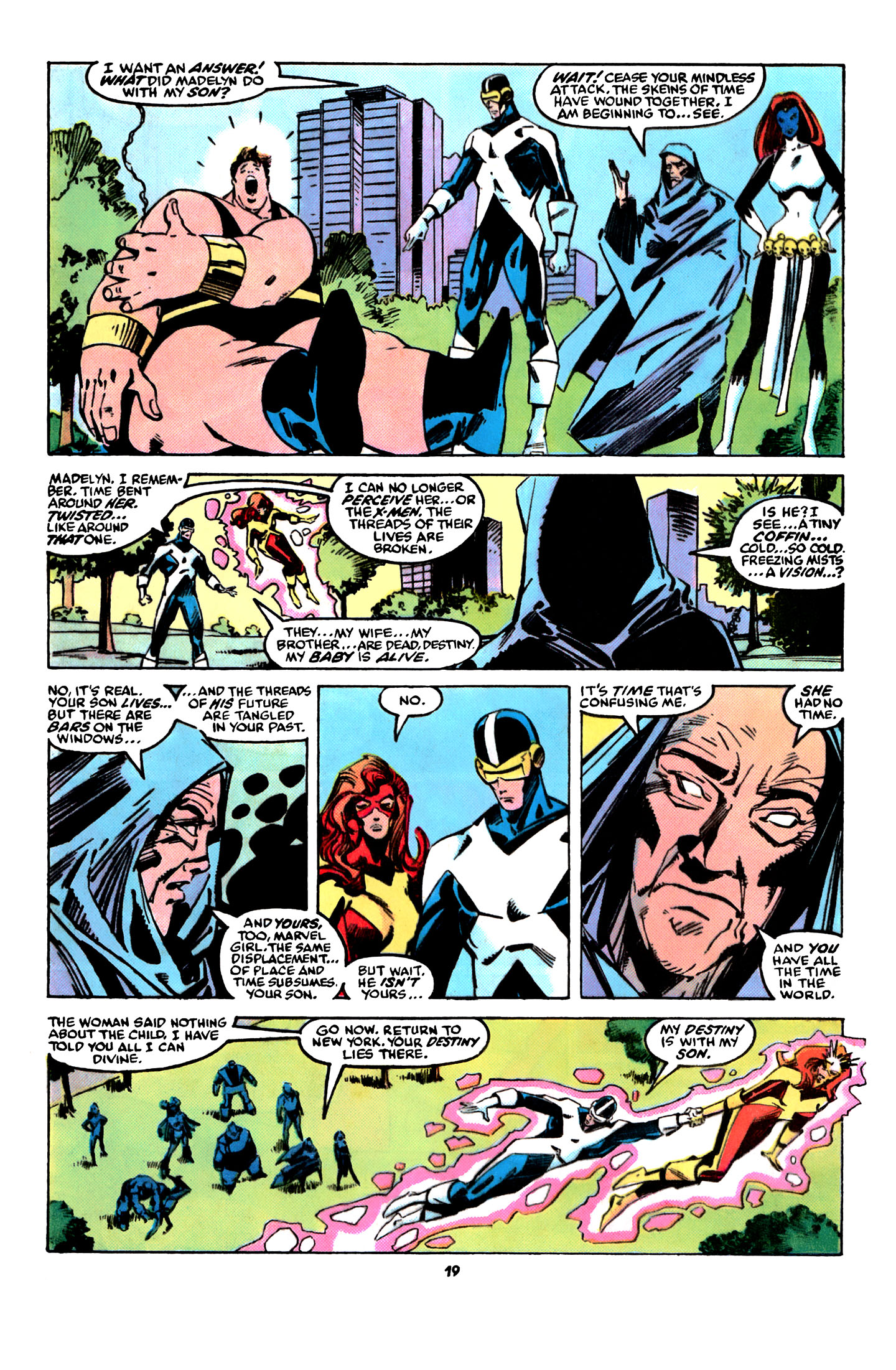 Read online X-Factor (1986) comic -  Issue #31 - 15