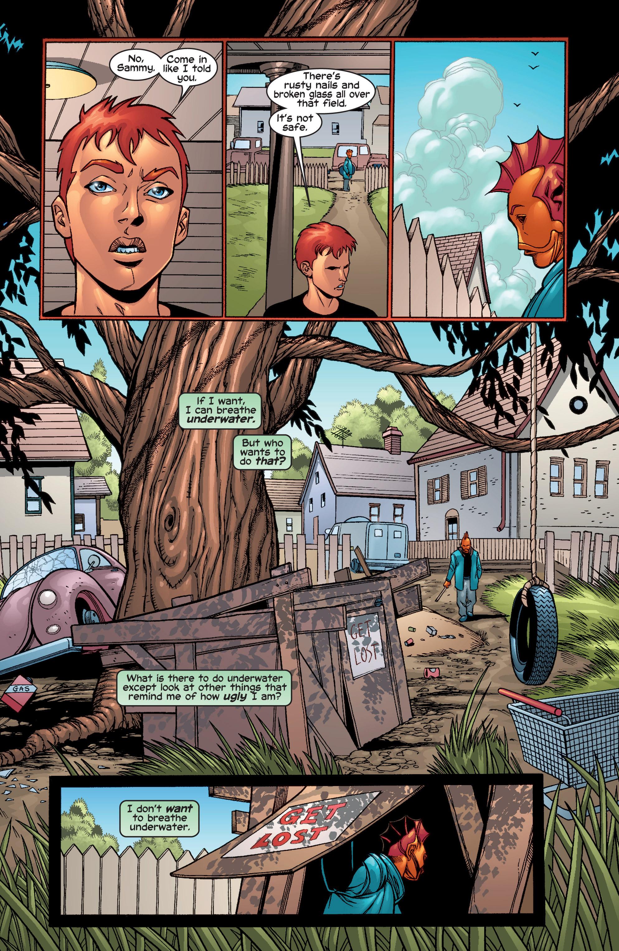Read online Uncanny X-Men (1963) comic -  Issue #410 - 6