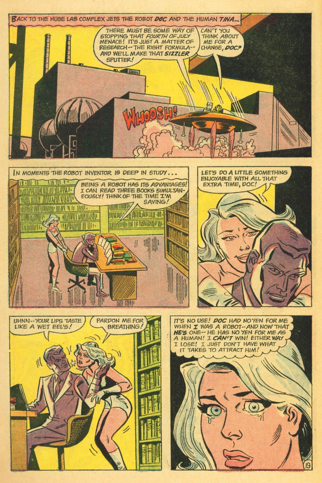 Metal Men (1963) issue 22 - Page 26