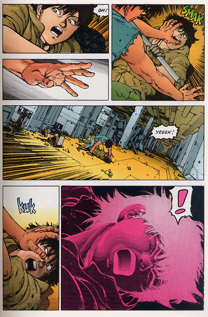 Read online Akira comic -  Issue #26 - 22