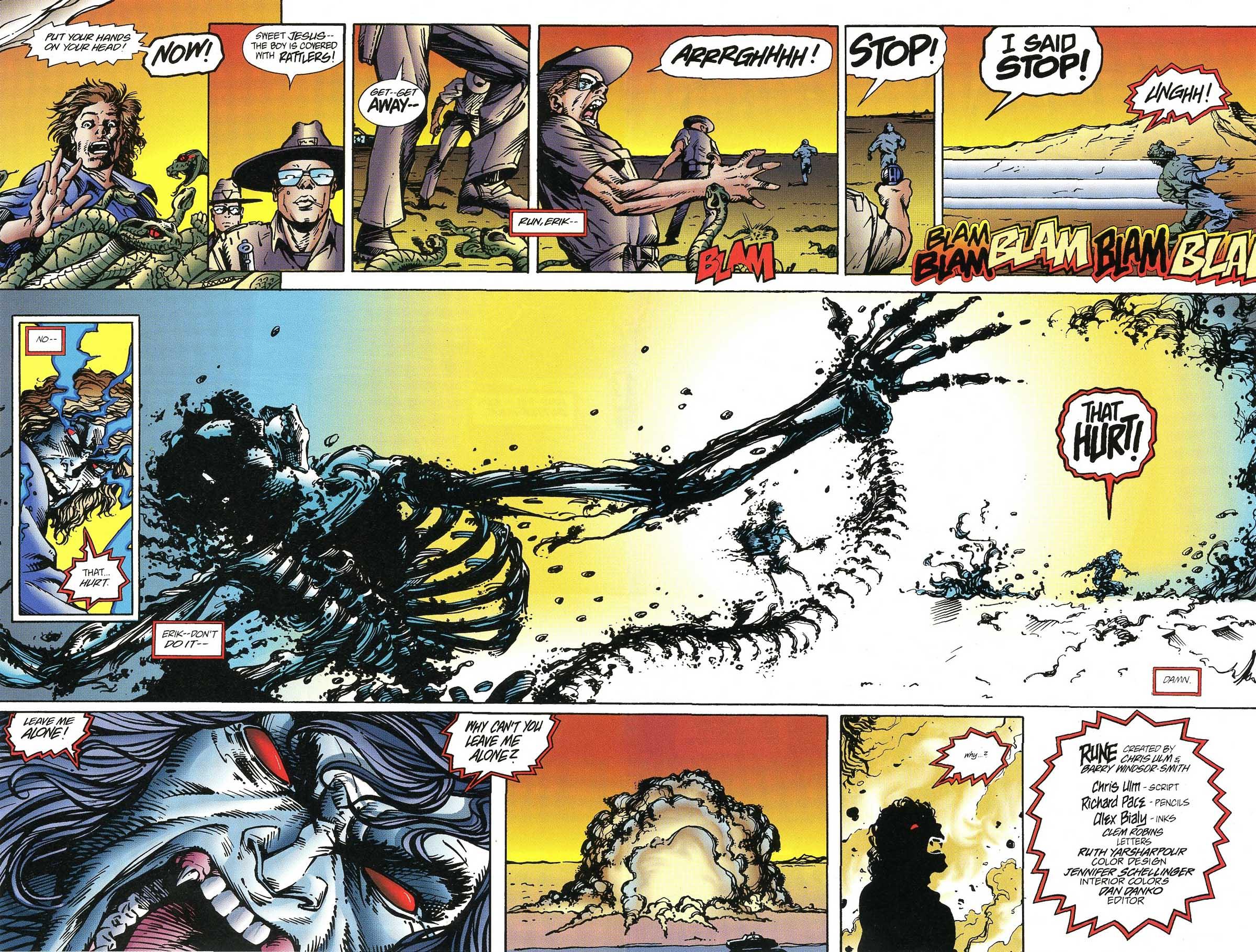 Read online Rune (1994) comic -  Issue #8 - 4