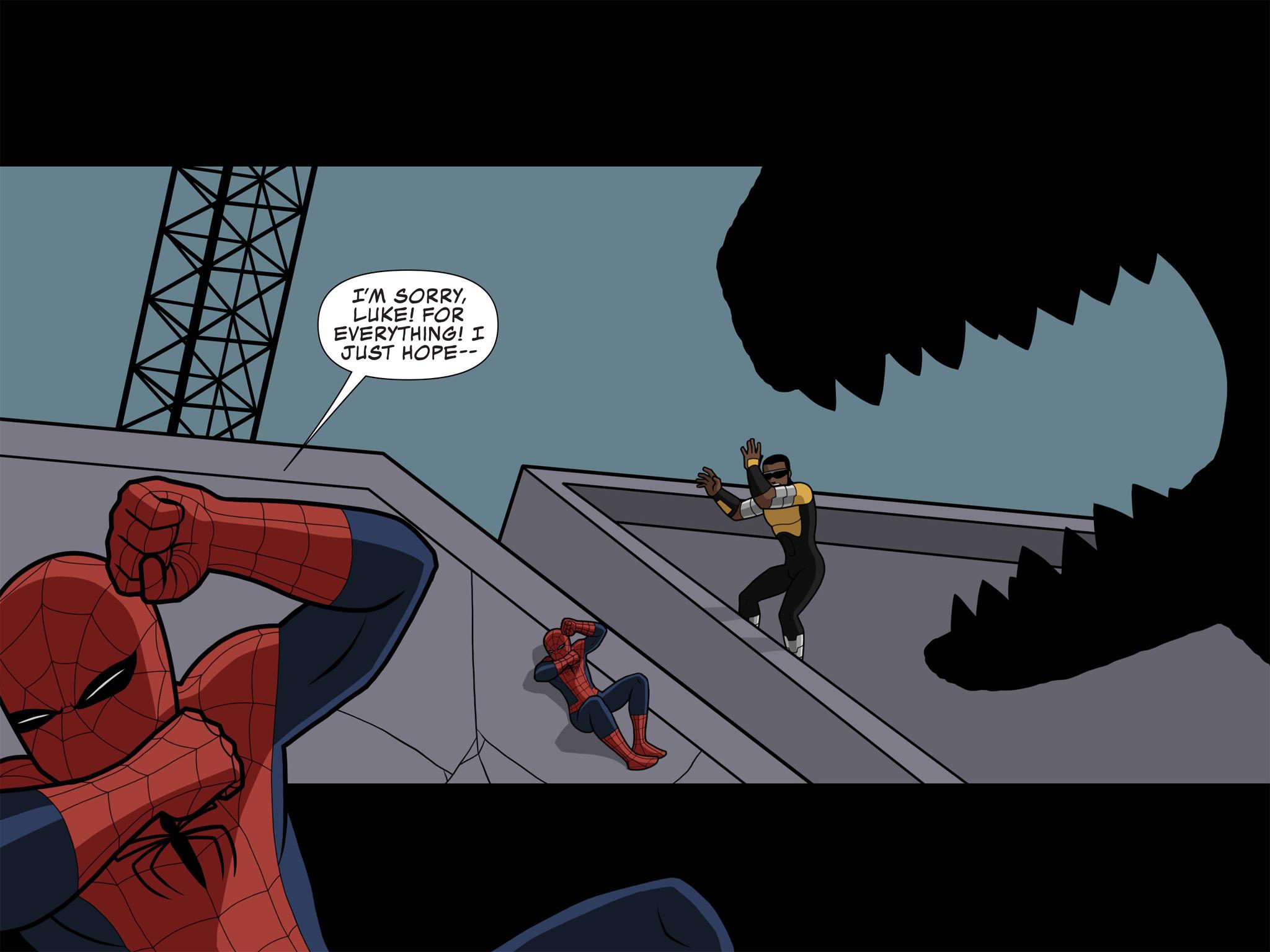 Read online Ultimate Spider-Man (Infinite Comics) (2015) comic -  Issue #10 - 41
