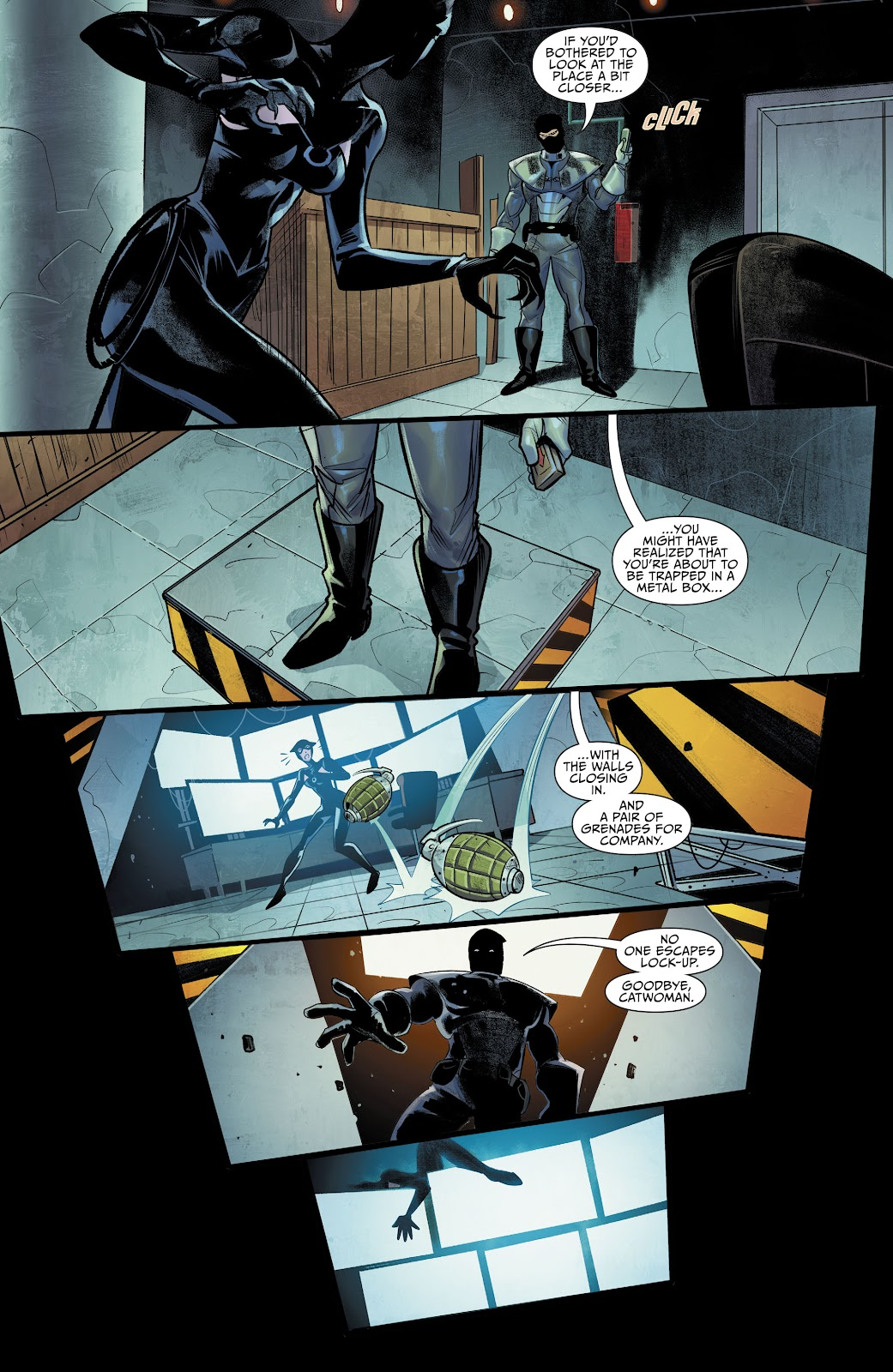 Catwoman (2018) issue 15 - Page 7