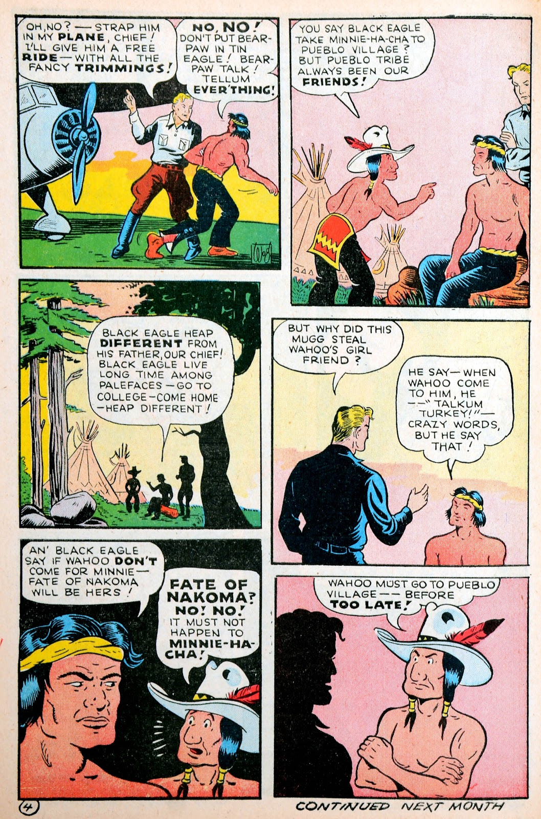 Read online Famous Funnies comic -  Issue #120 - 45