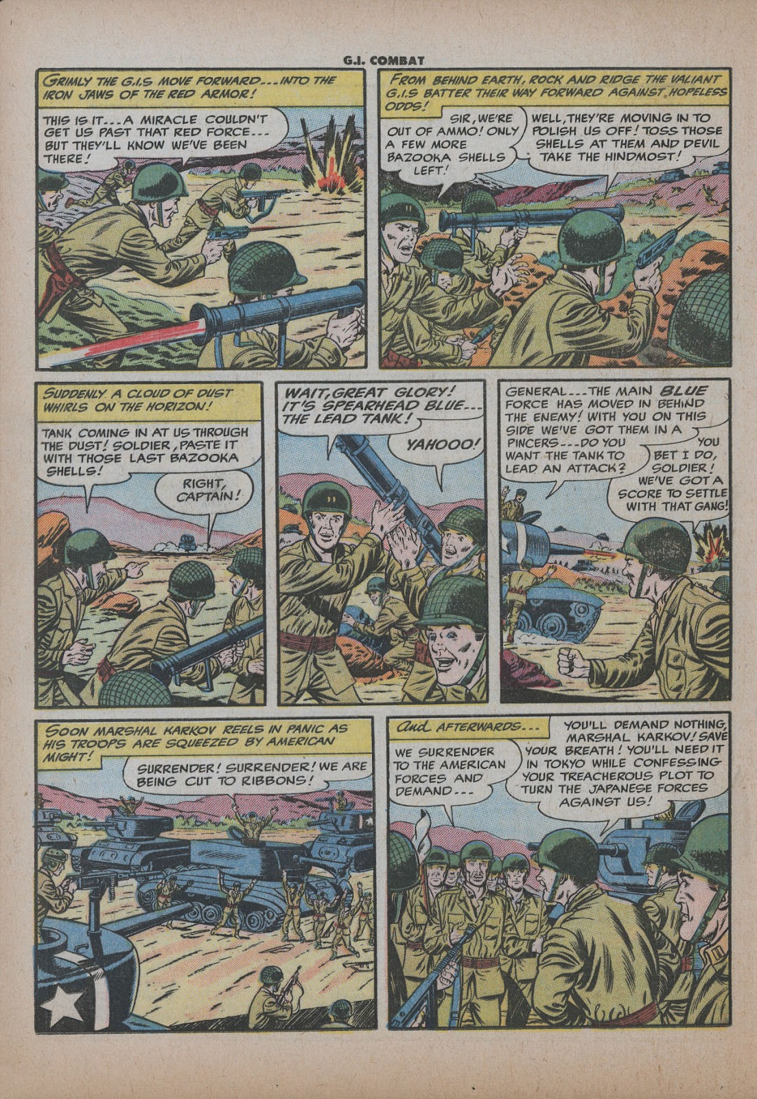 G.I. Combat (1952) issue 26 - Page 24