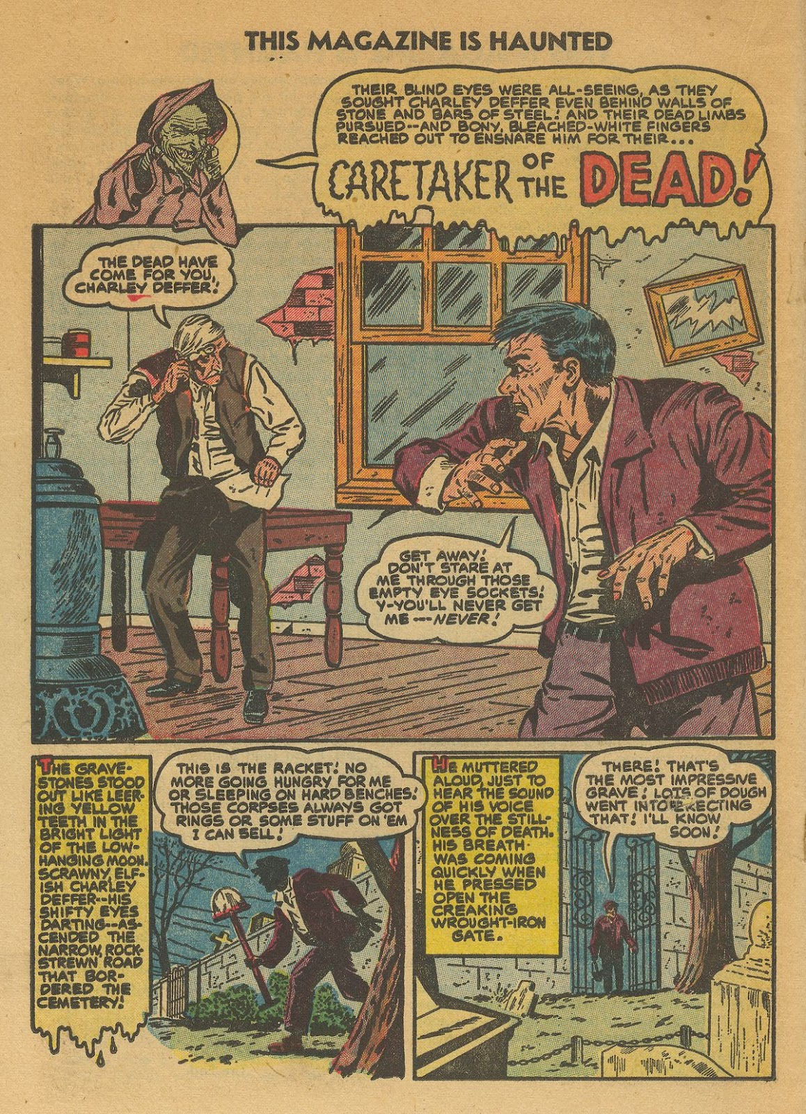 Read online This Magazine Is Haunted comic -  Issue #18 - 18