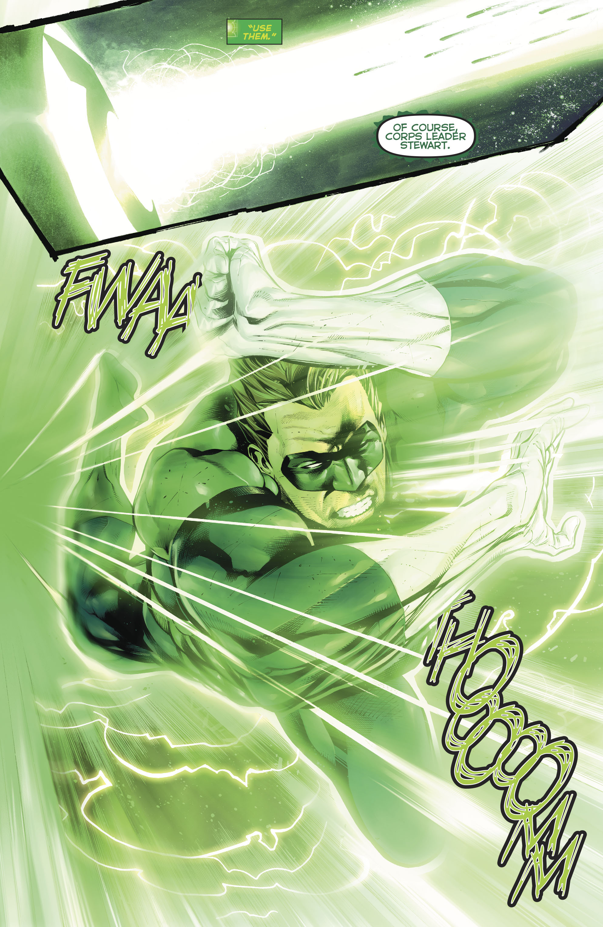 Read online Hal Jordan And The Green Lantern Corps comic -  Issue #20 - 11