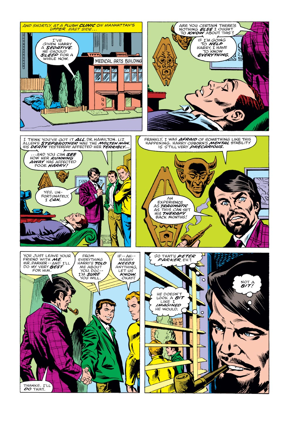 The Amazing Spider-Man (1963) 174 Page 7