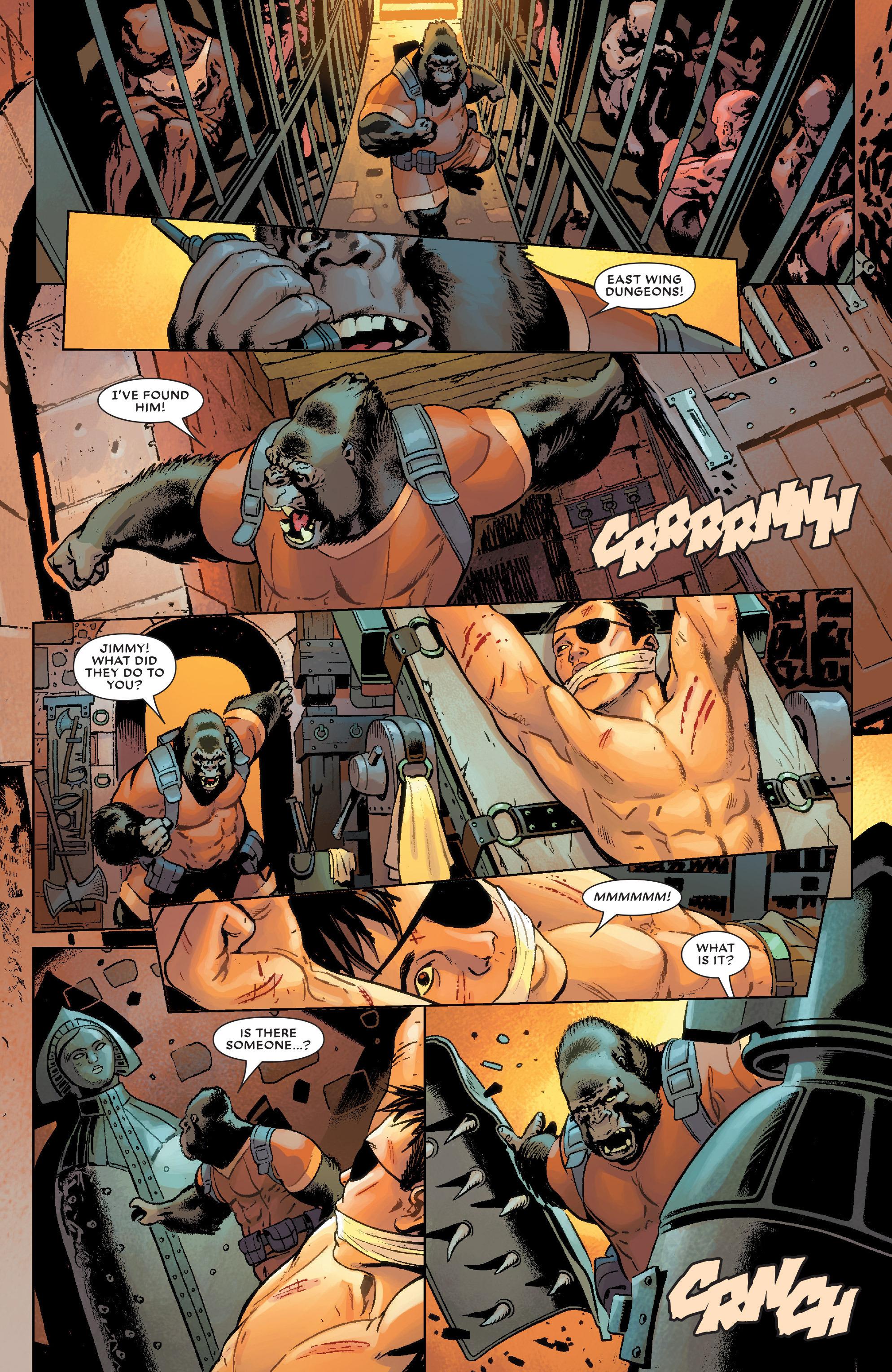 Read online Secret Wars Journal/Battleworld comic -  Issue # TPB - 107
