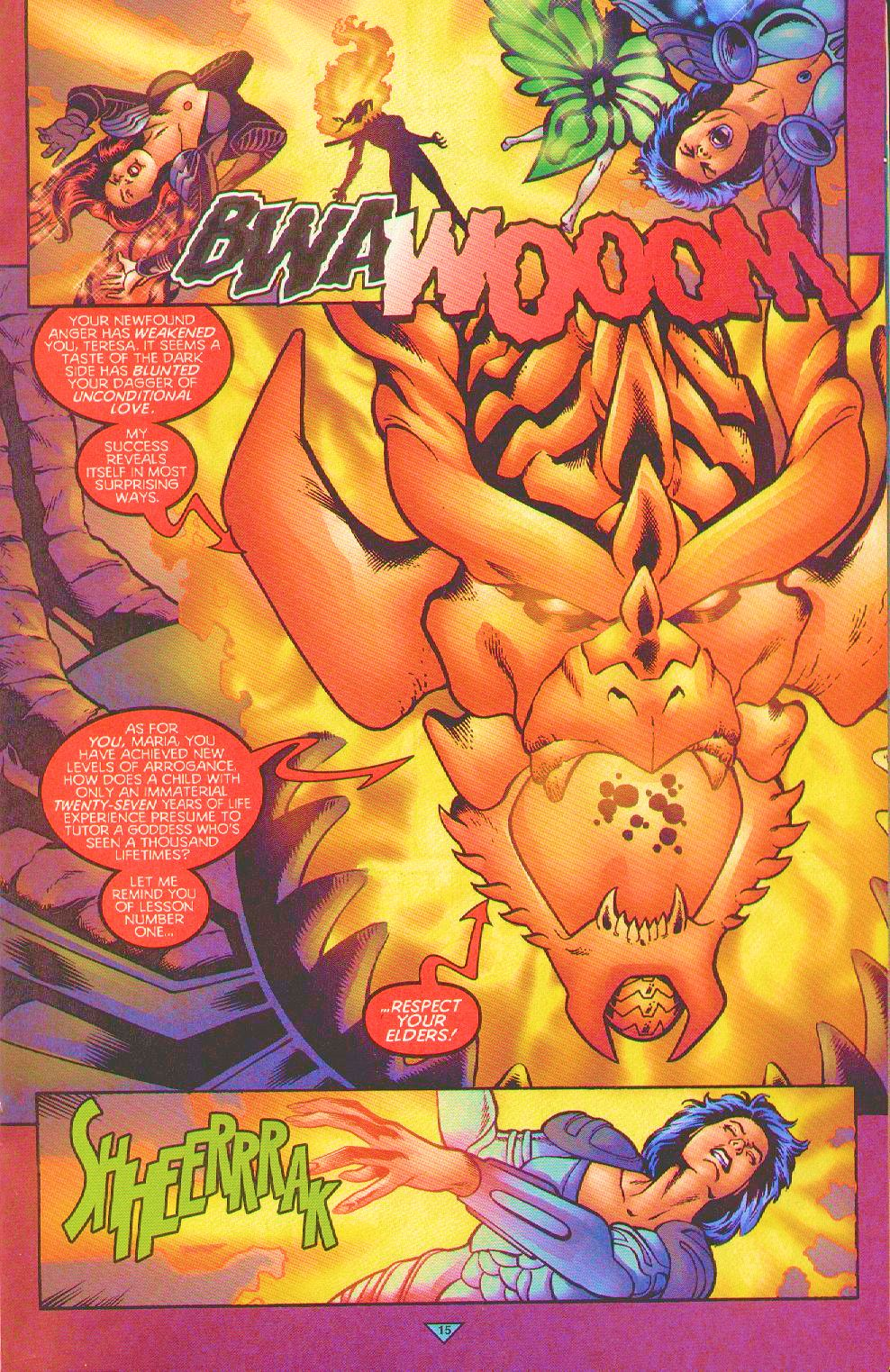 Read online Trinity Angels comic -  Issue #12 - 15