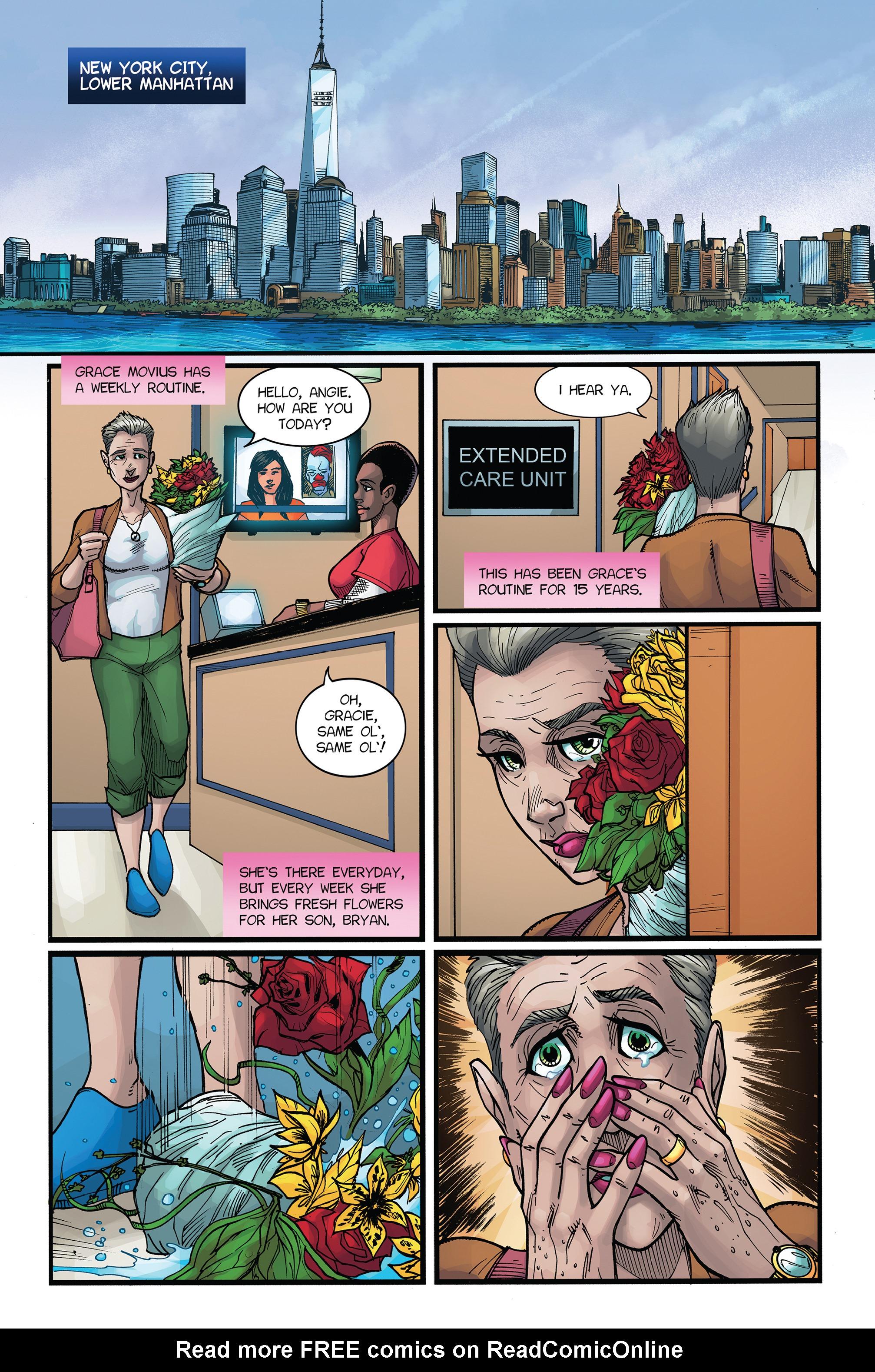 Read online Antiis Comics Presents, Vol. 1: Midknight comic -  Issue #Antiis Comics Presents, Vol. 1: Midknight Full - 25
