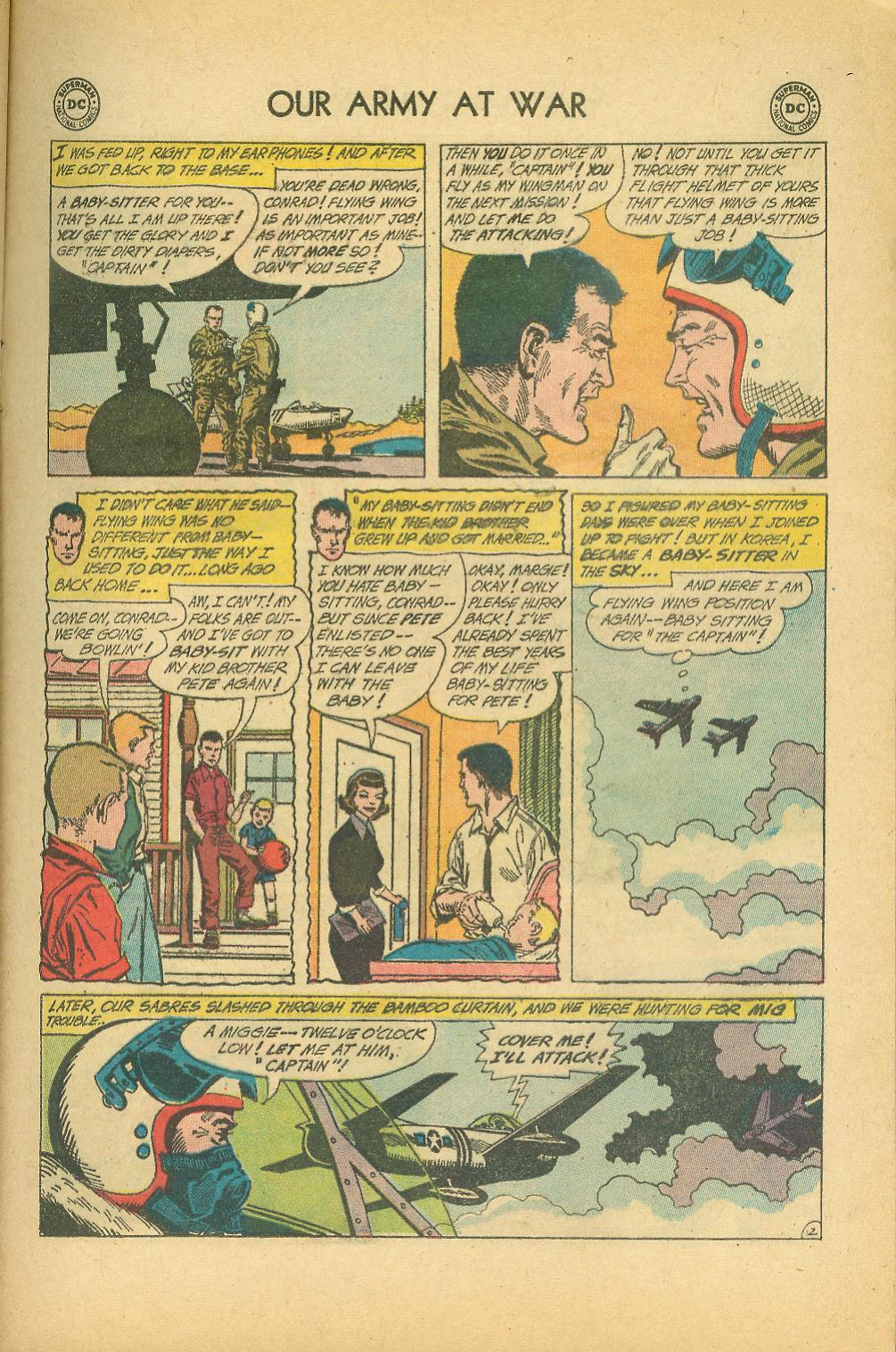 Our Army at War (1952) issue 100 - Page 21