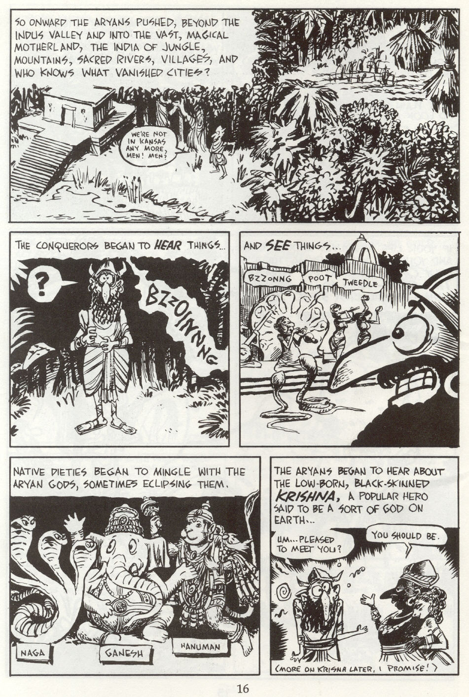 Read online The Cartoon History of the Universe comic -  Issue #8 - 19