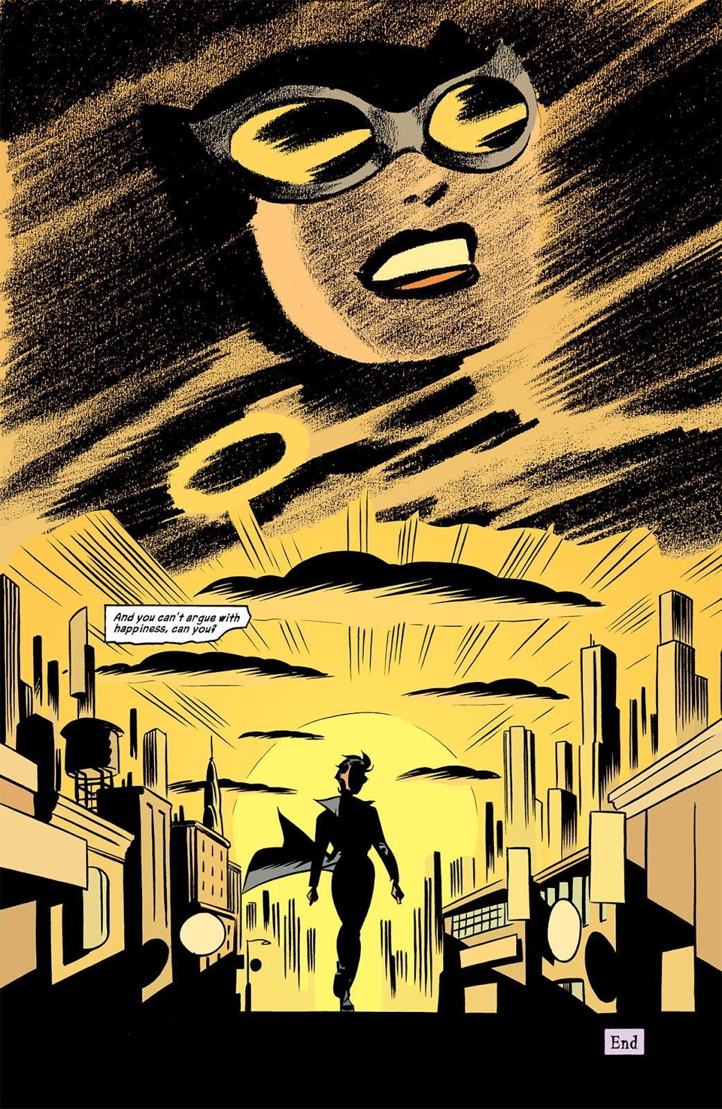 Catwoman (2002) Issue #4 #4 - English 24
