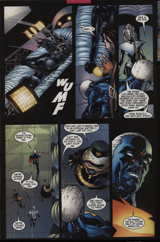 Captain Marvel (1999) Issue #33 #34 - English 20