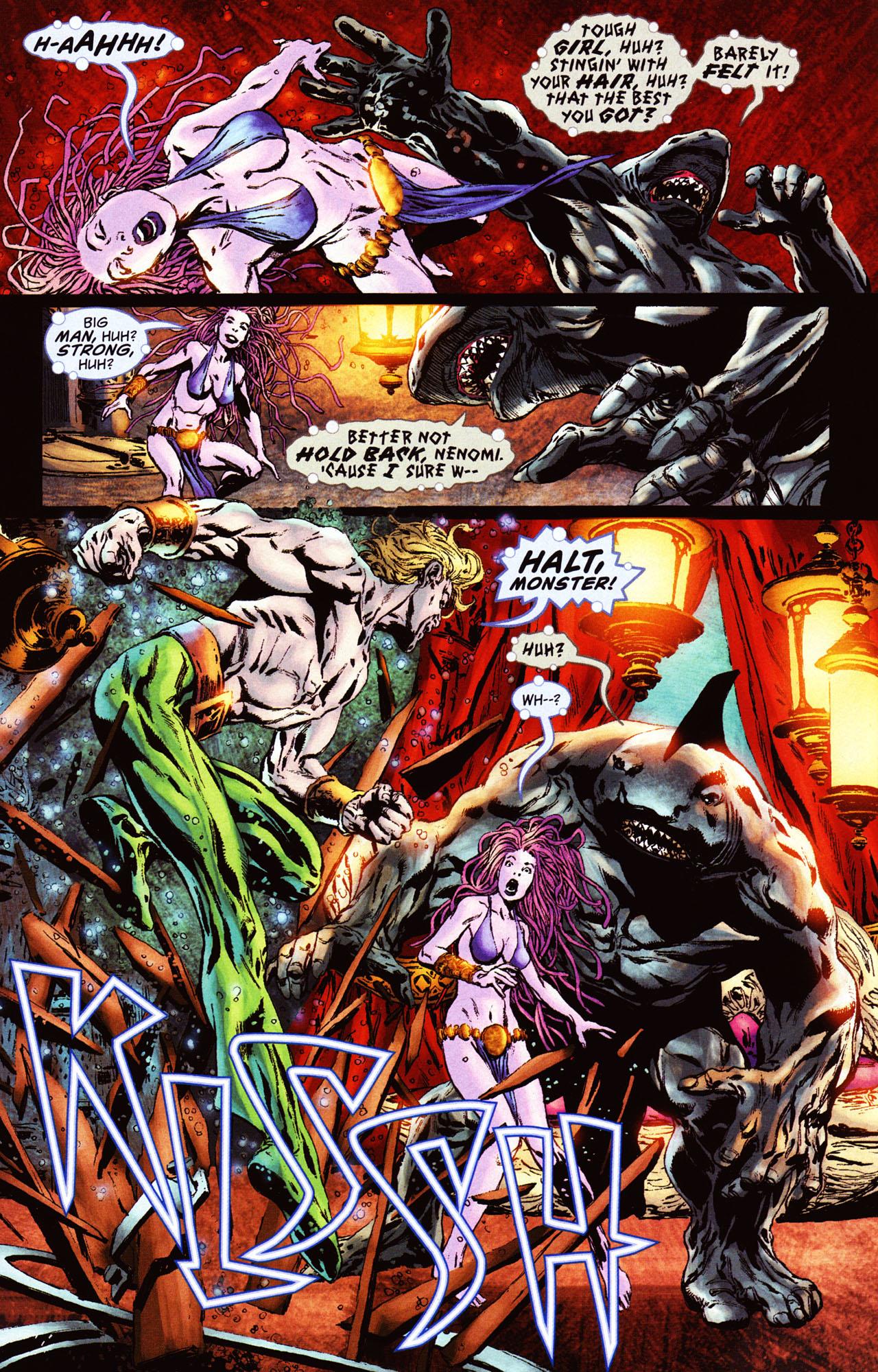 Read online Aquaman: Sword of Atlantis comic -  Issue #46 - 18