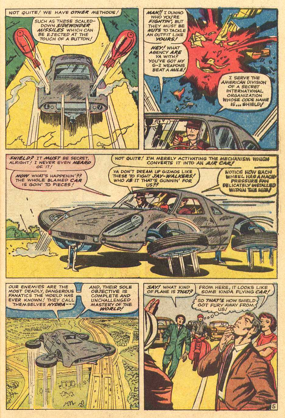 Read online Sgt. Fury comic -  Issue # _Special 2 - 31