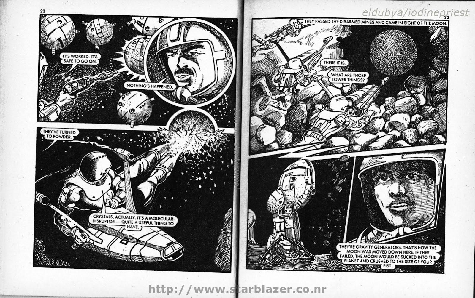 Starblazer issue 70 - Page 13