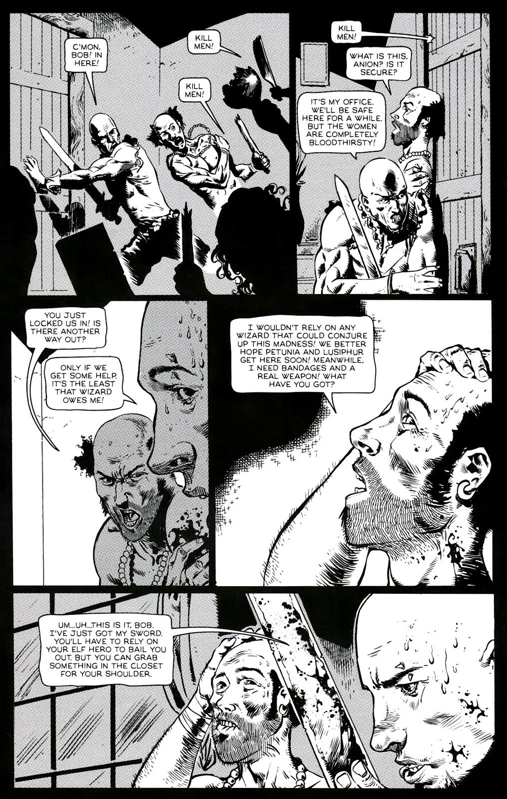 Read online Poison Elves (2013) comic -  Issue #3 - 6