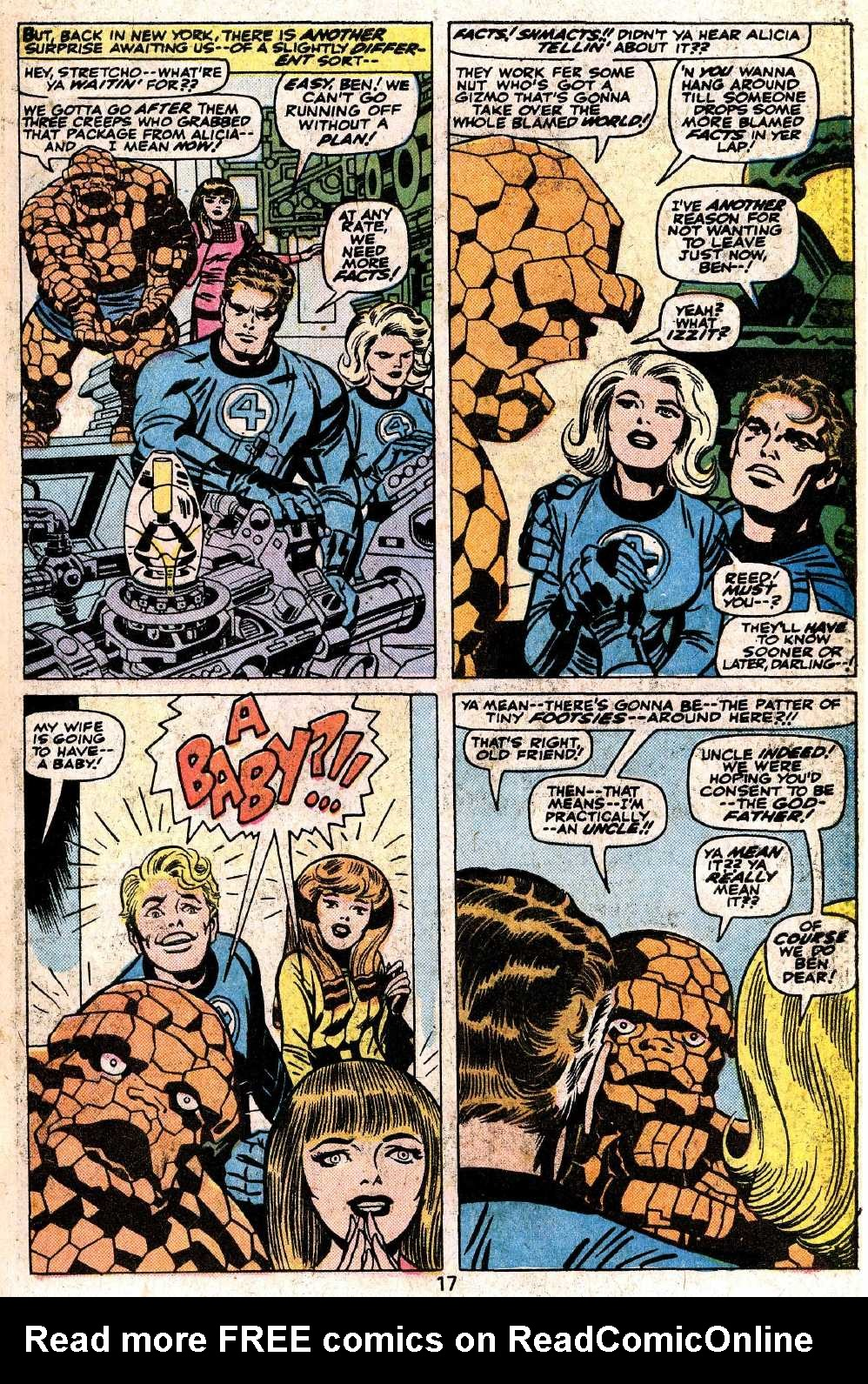 Giant-Size Fantastic Four issue 5 - Page 19