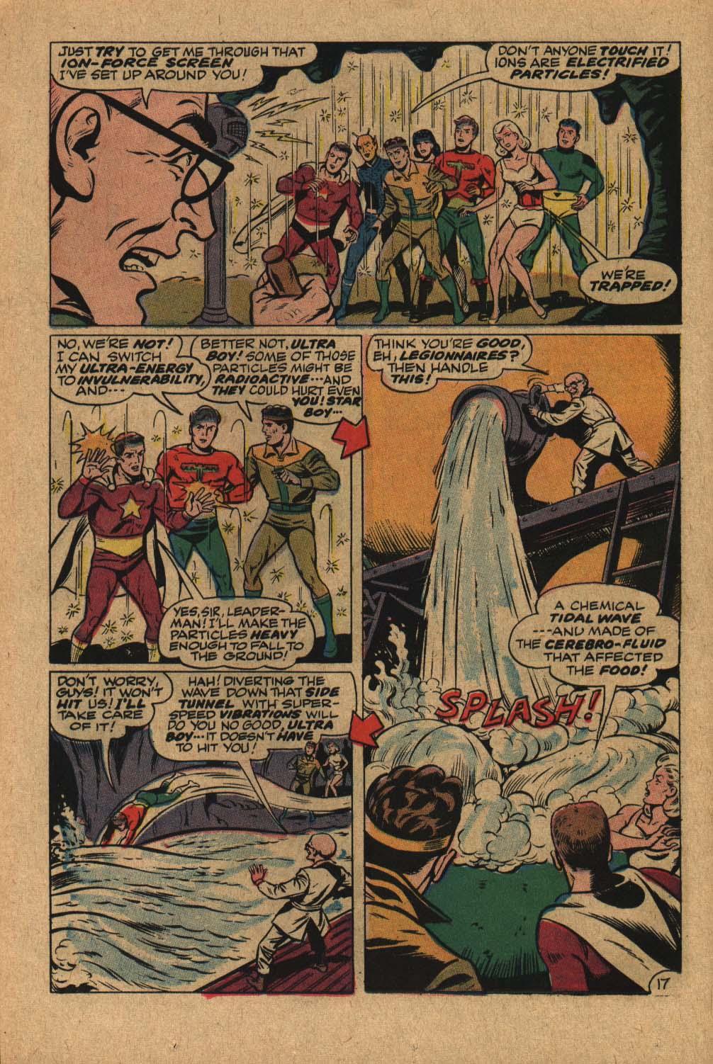 Read online Adventure Comics (1938) comic -  Issue #363 - 26