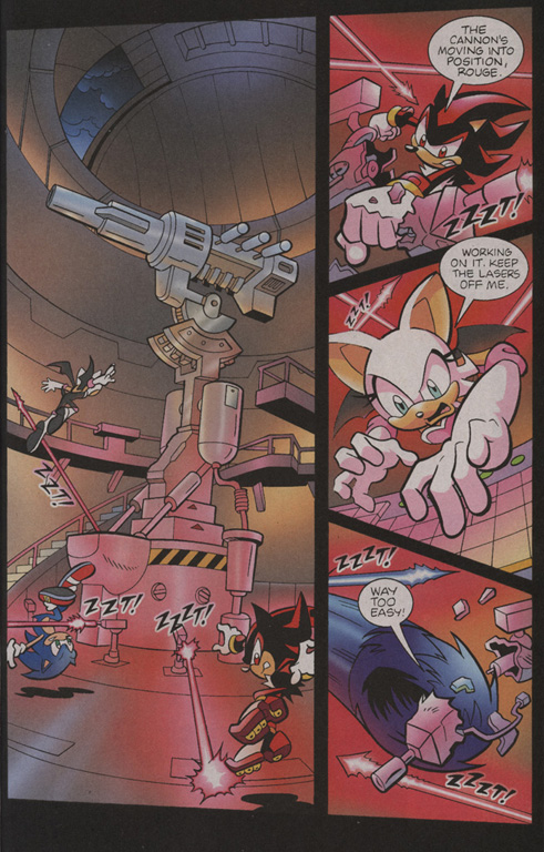 Read online Sonic Universe comic -  Issue #2 - 12
