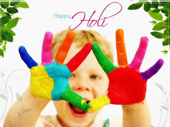 Happy Holi : Festival Of Colors : eAskme