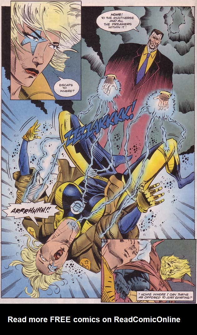 Read online Cyberspace 3000 comic -  Issue #8 - 6