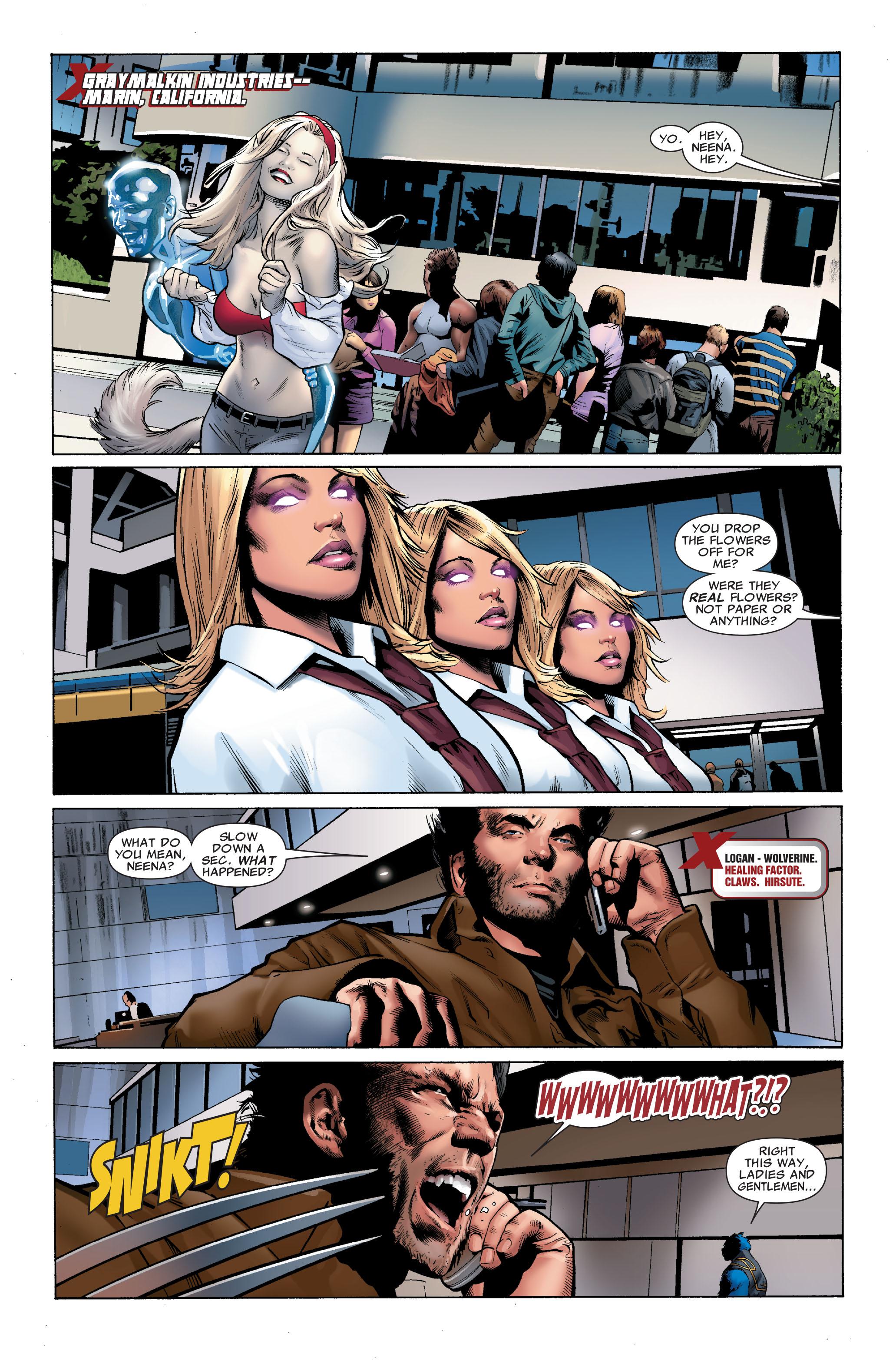 Read online Uncanny X-Men (1963) comic -  Issue #508 - 10