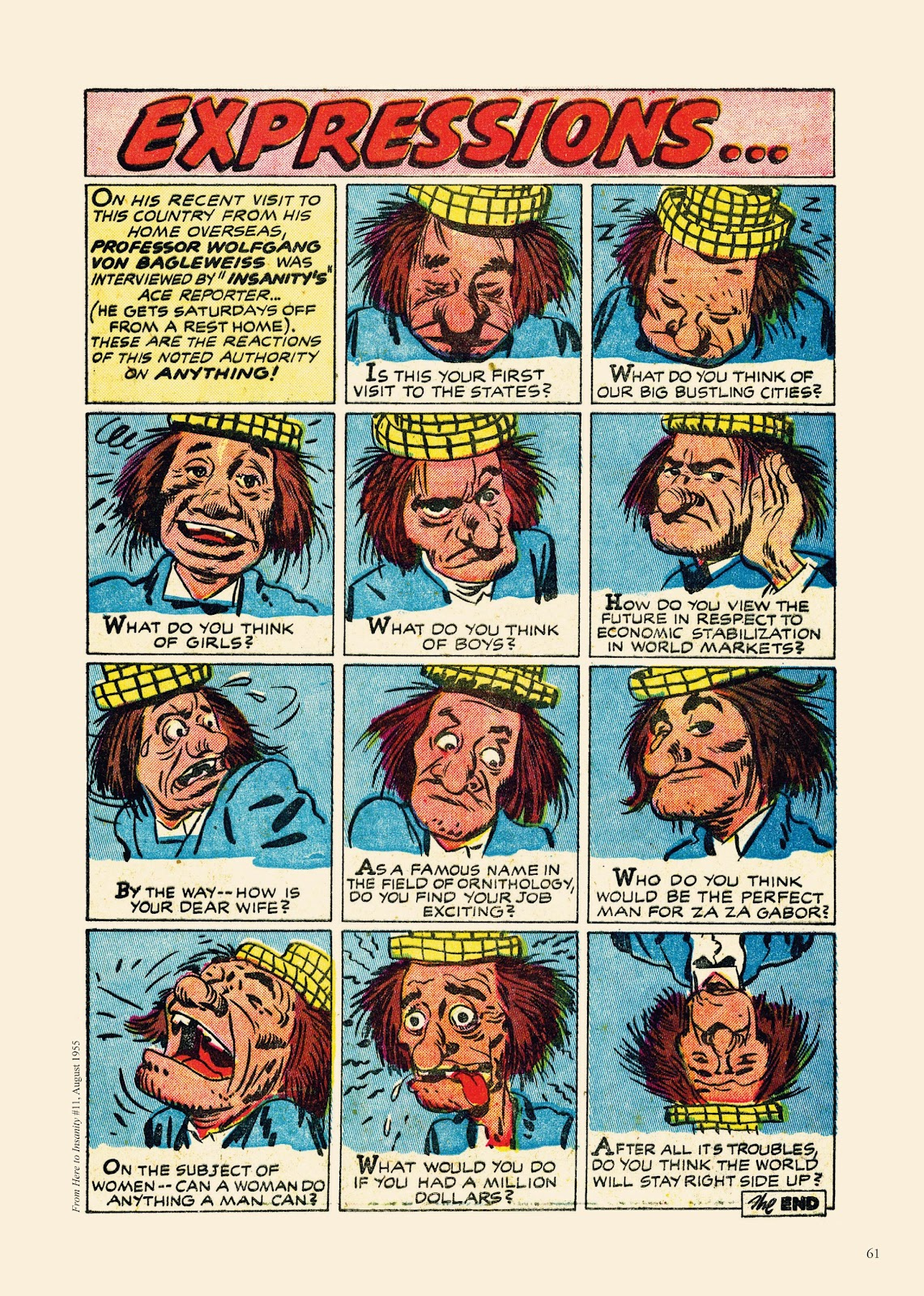 Read online Sincerest Form of Parody: The Best 1950s MAD-Inspired Satirical Comics comic -  Issue # TPB (Part 1) - 62