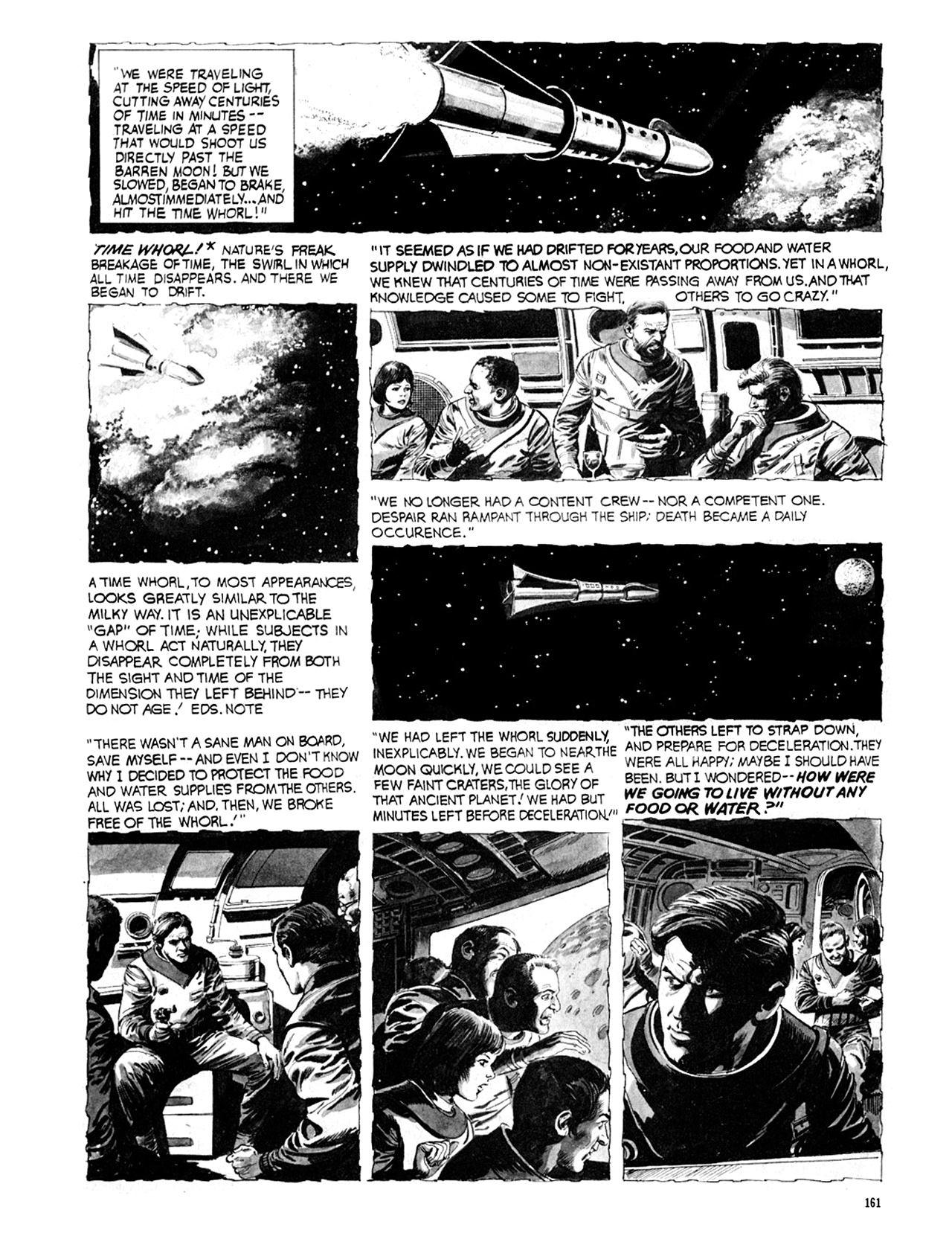 Read online Eerie Archives comic -  Issue # TPB 9 - 162