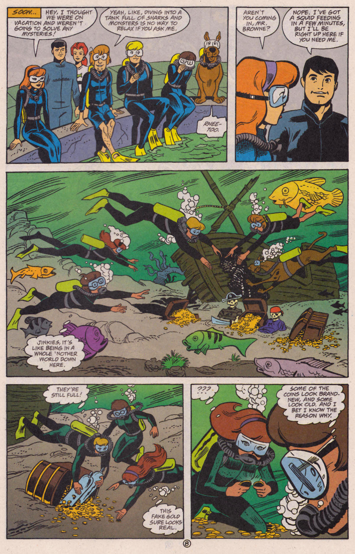 Read online Scooby-Doo (1997) comic -  Issue #29 - 19