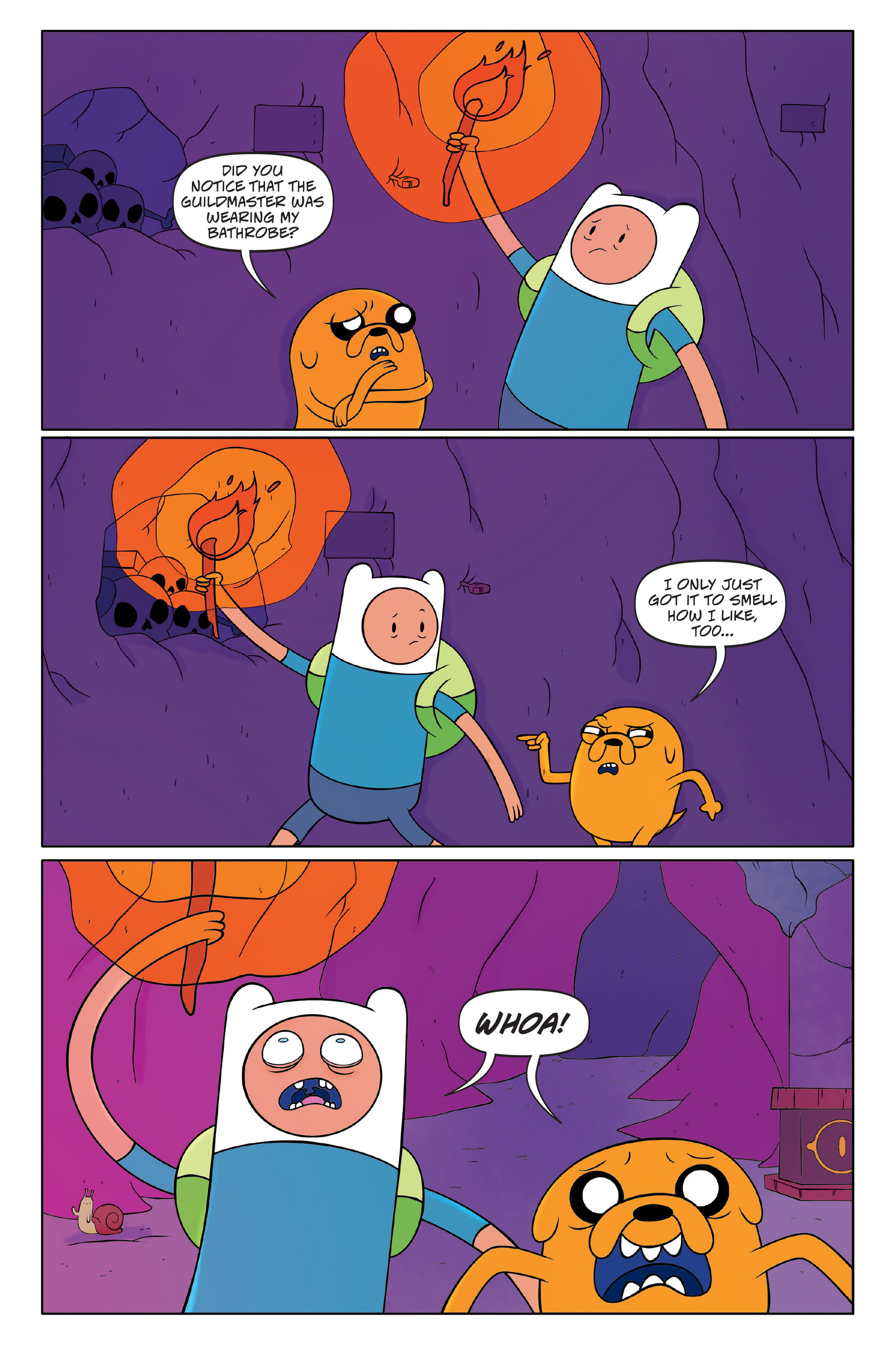 Read online Adventure Time comic -  Issue #Adventure Time _TPB 7 - 66
