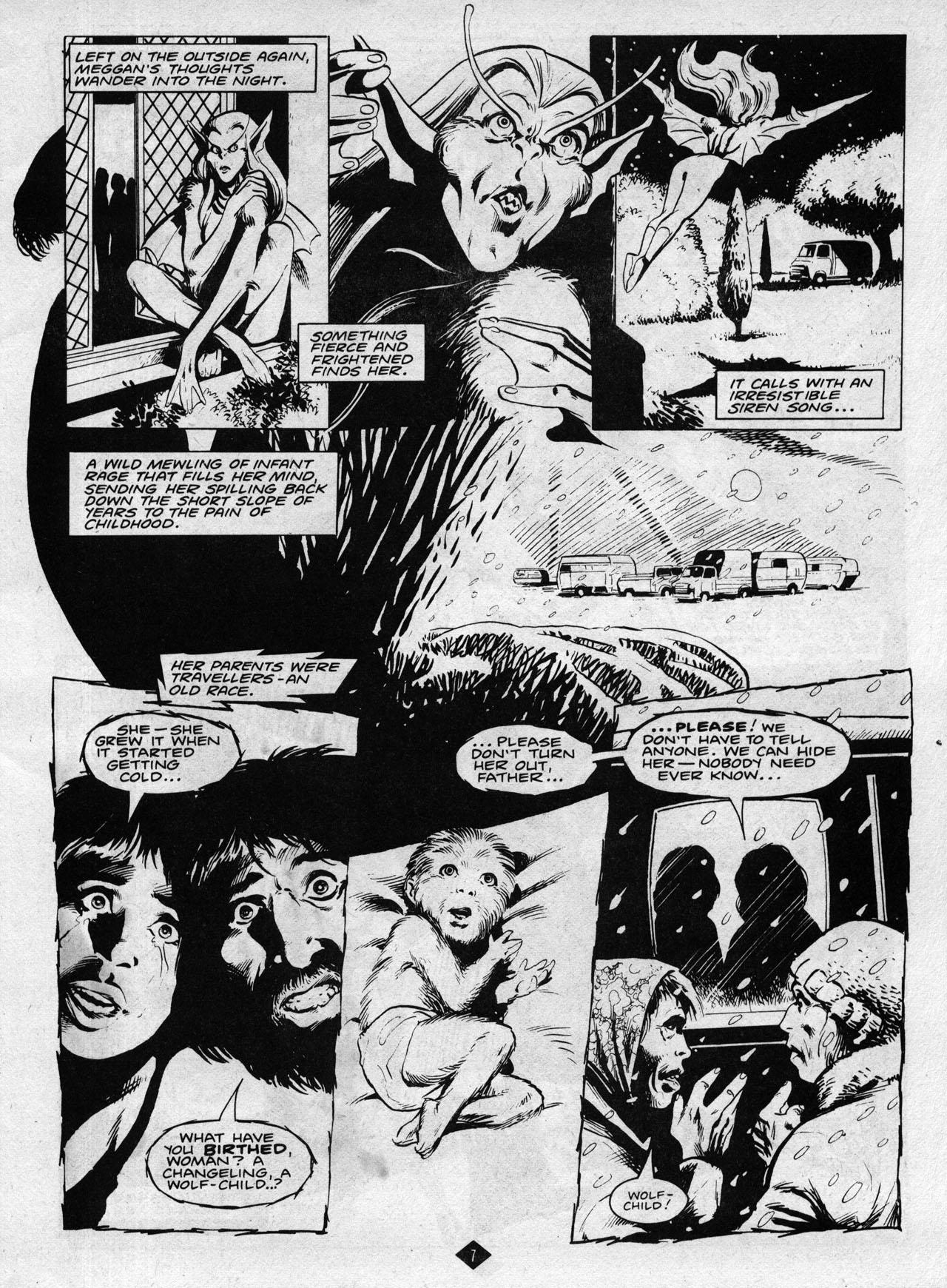Captain Britain (1985) 8 Page 7