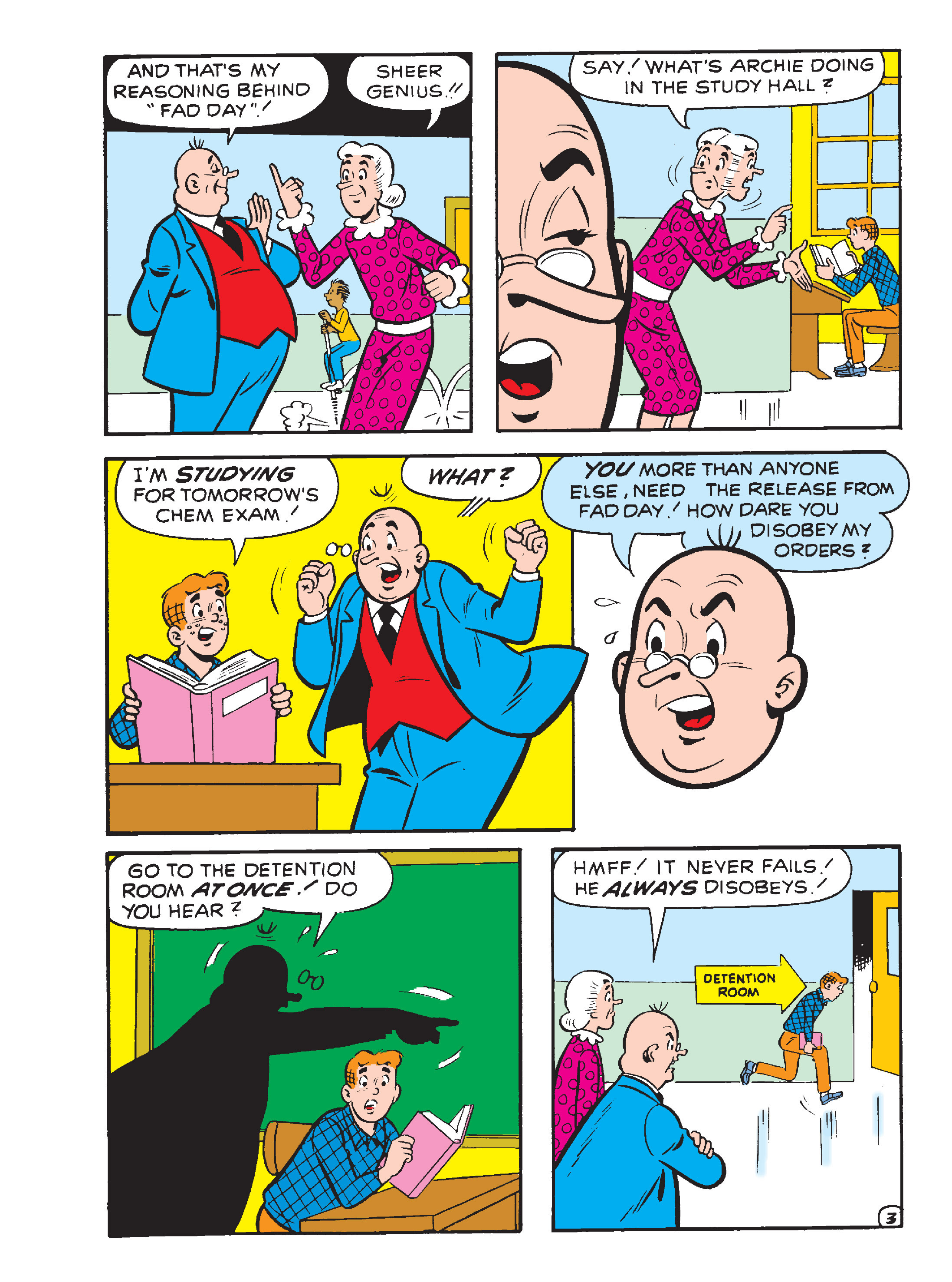 Read online Archie 1000 Page Comics Blowout! comic -  Issue # TPB (Part 4) - 90