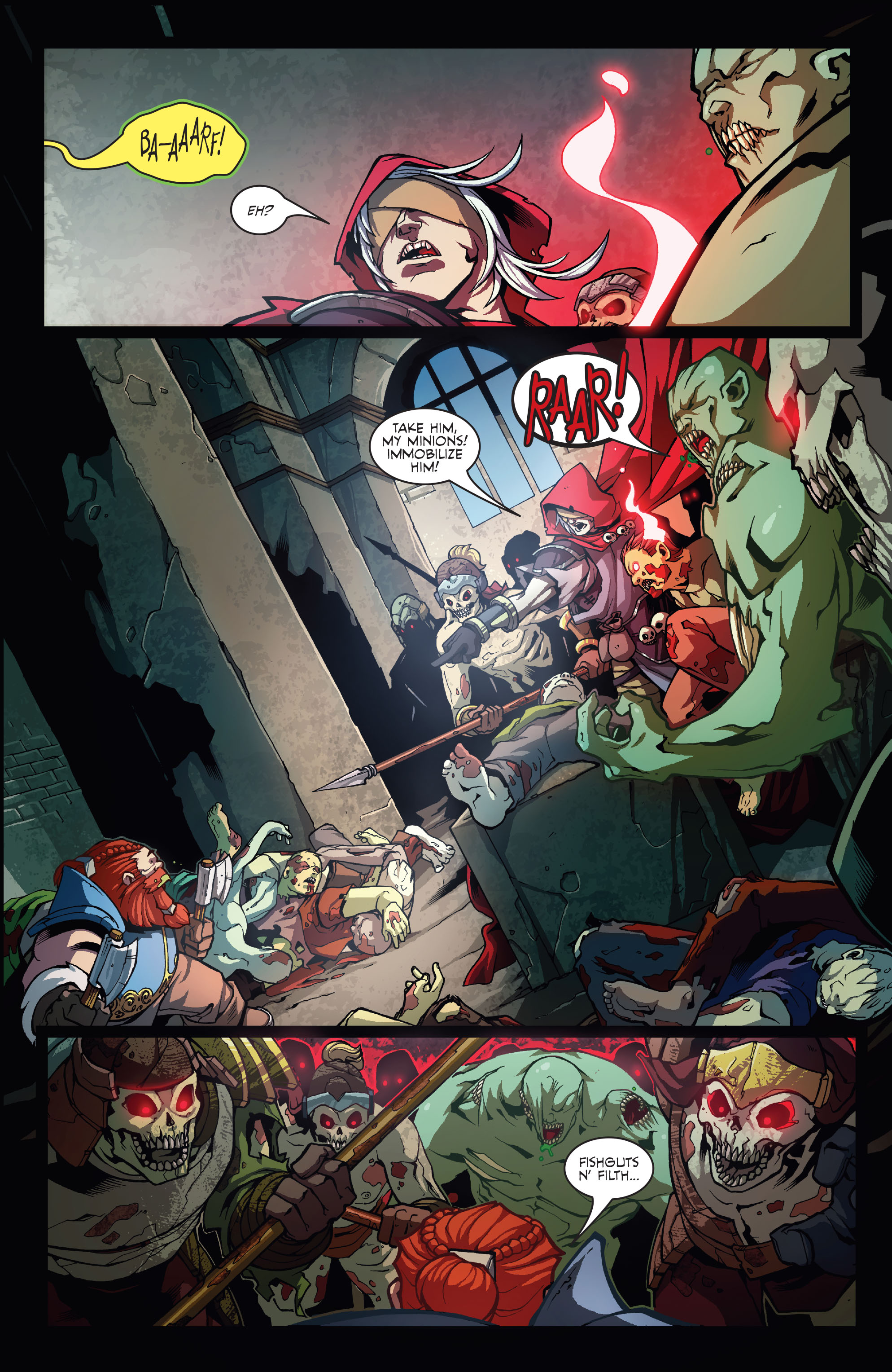 Read online Skullkickers comic -  Issue #3 - 20