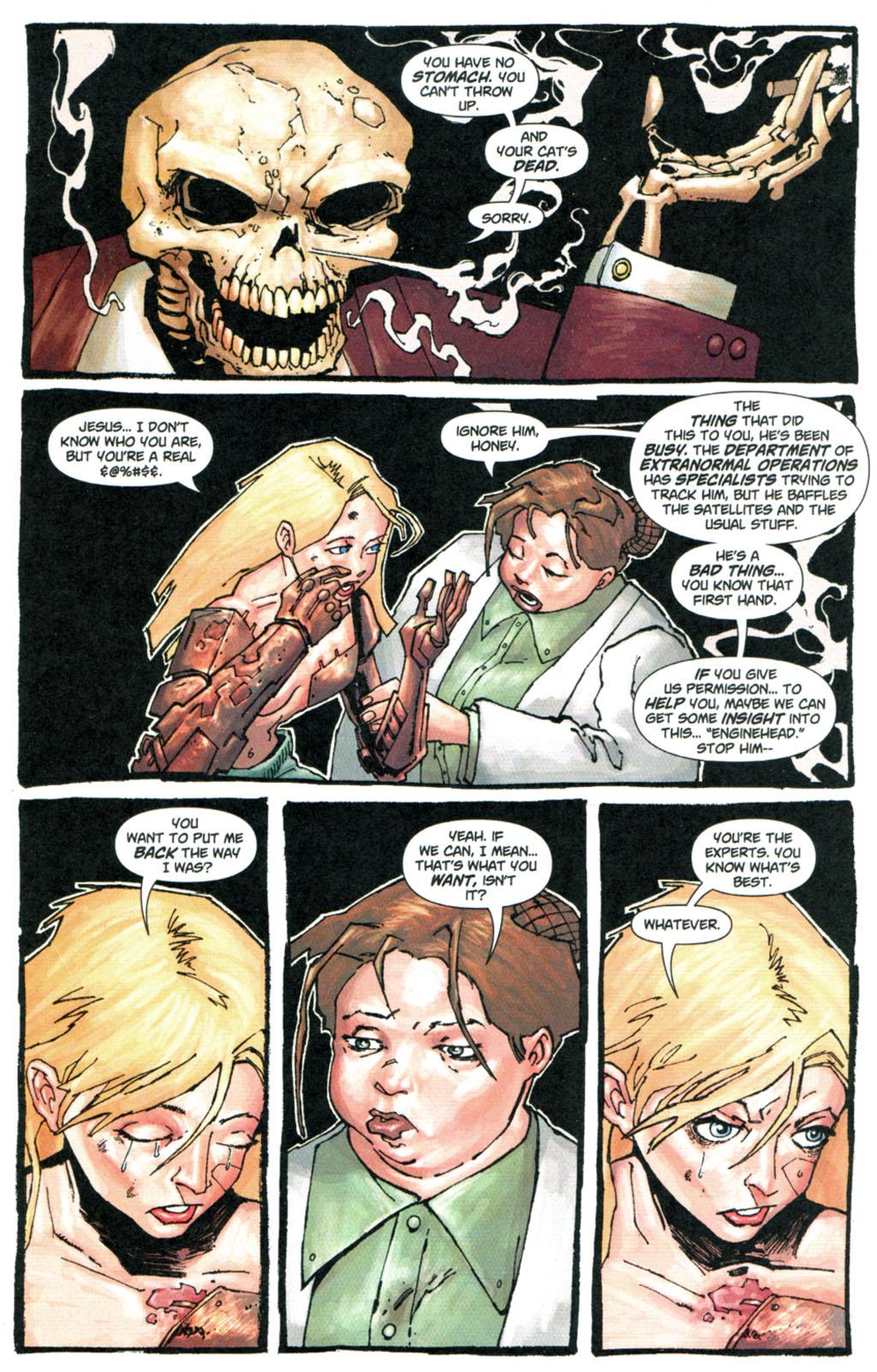 Read online Enginehead comic -  Issue #5 - 7