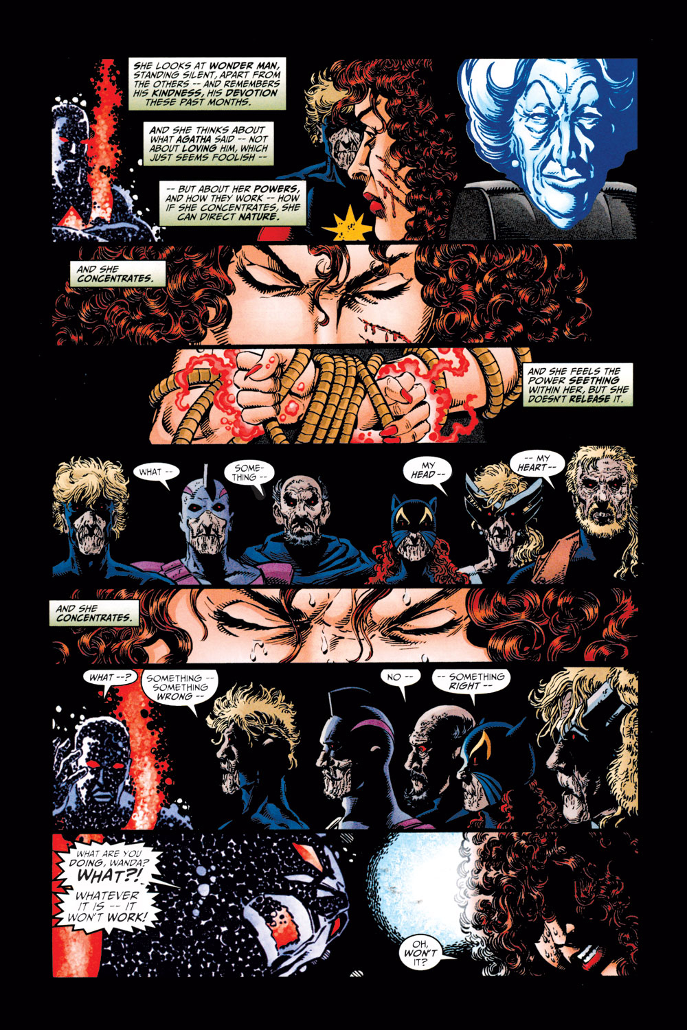 Read online Avengers (1998) comic -  Issue #11 - 9