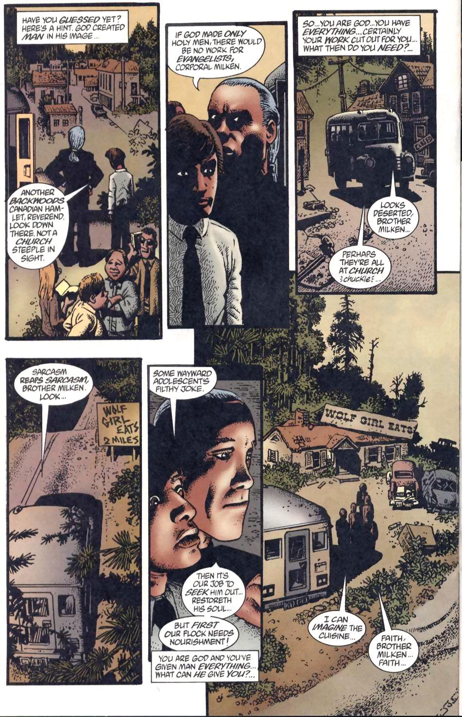 Read online Flinch comic -  Issue #1 - 17