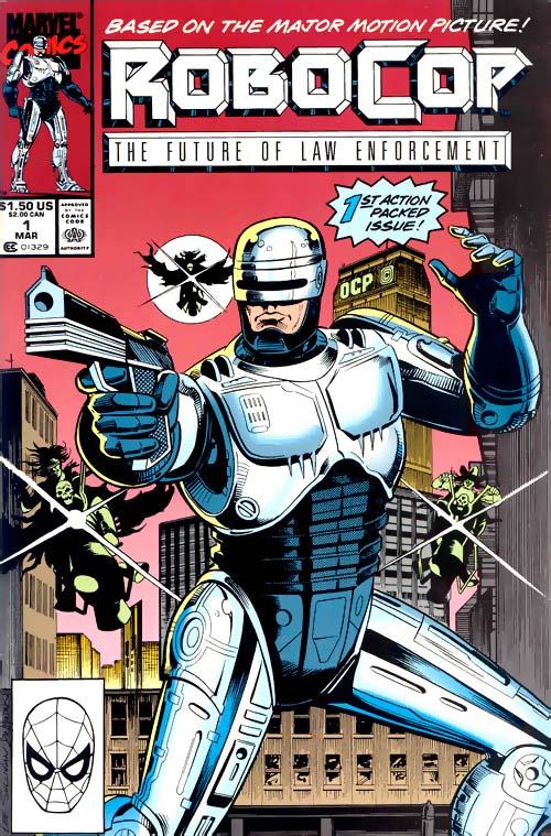 Read online Robocop (1990) comic -  Issue #1 - 1