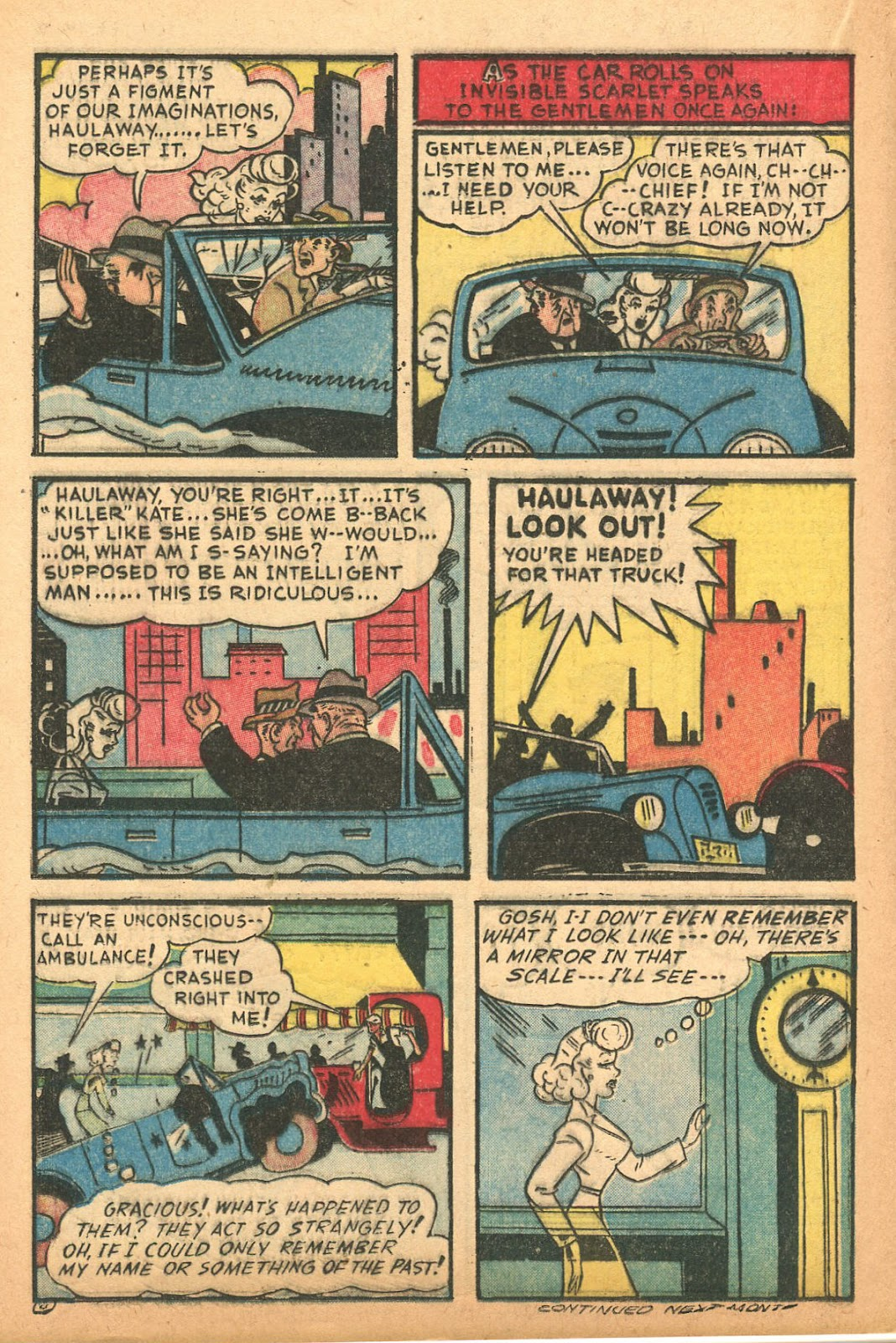 Read online Famous Funnies comic -  Issue #132 - 12