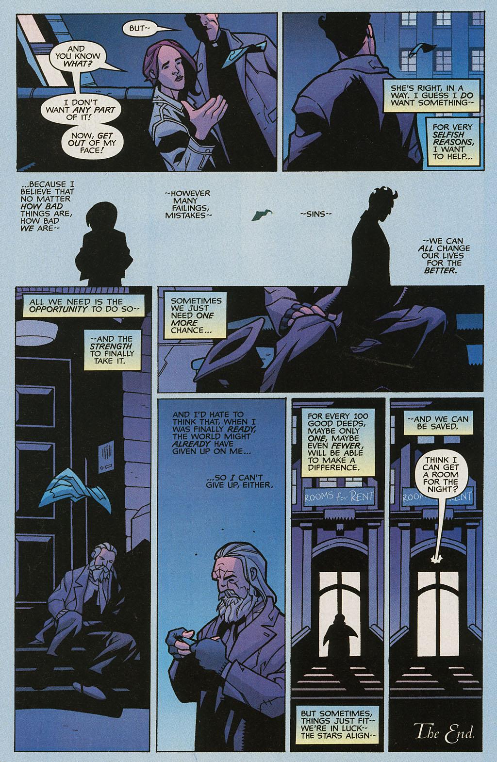Read online Nightcrawler (2002) comic -  Issue #4 - 25